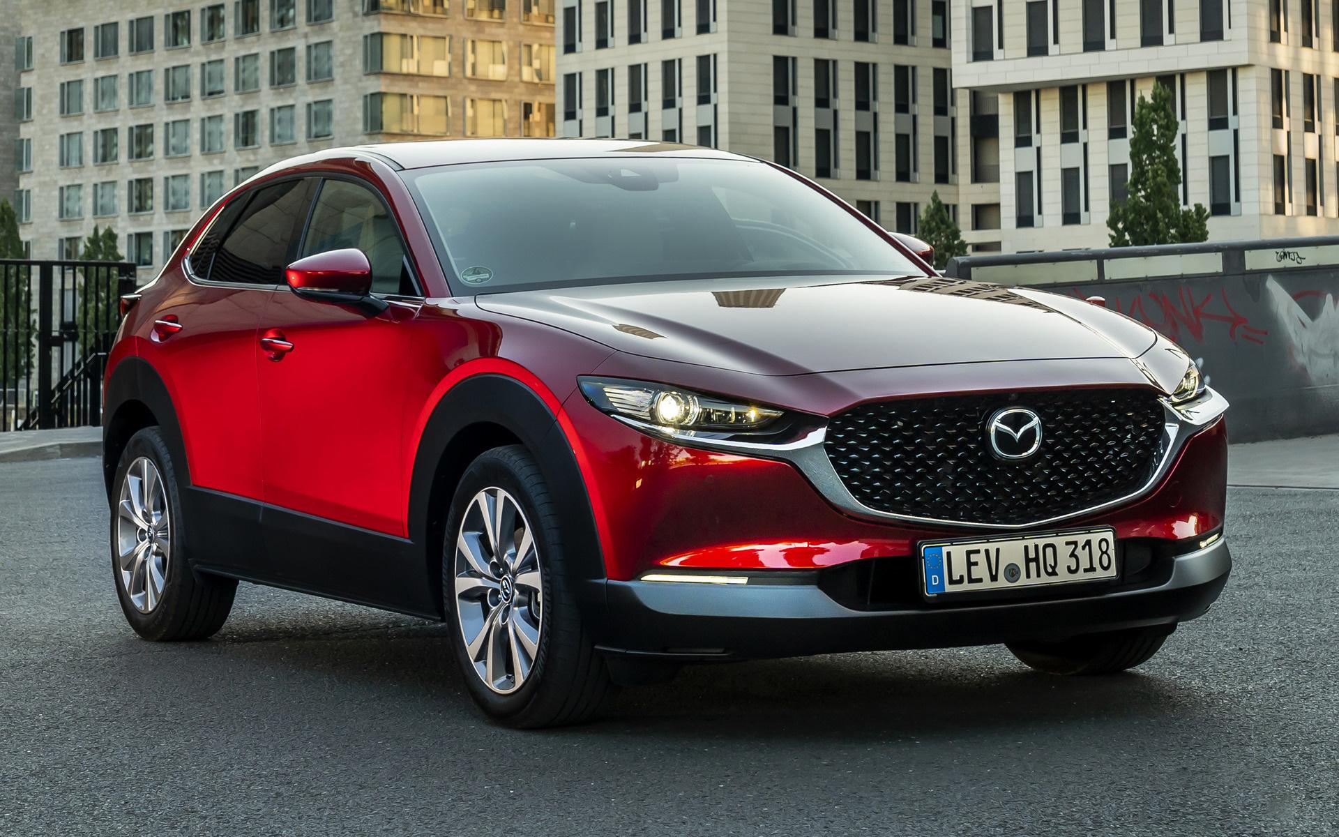 19 Mazda Cx 30 Hintergrundbilder Und Wallpaper In Hd Car Pixel