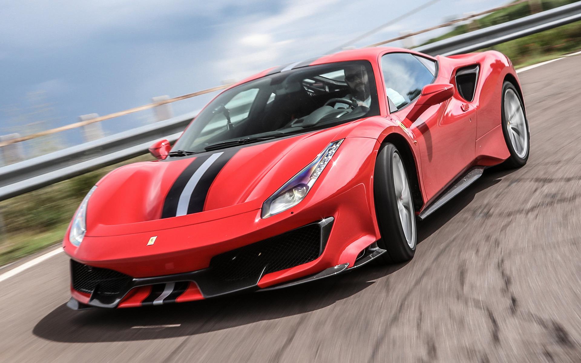 2017 488 Gtb >> 2018 Ferrari 488 Pista - Wallpapers and HD Images | Car Pixel