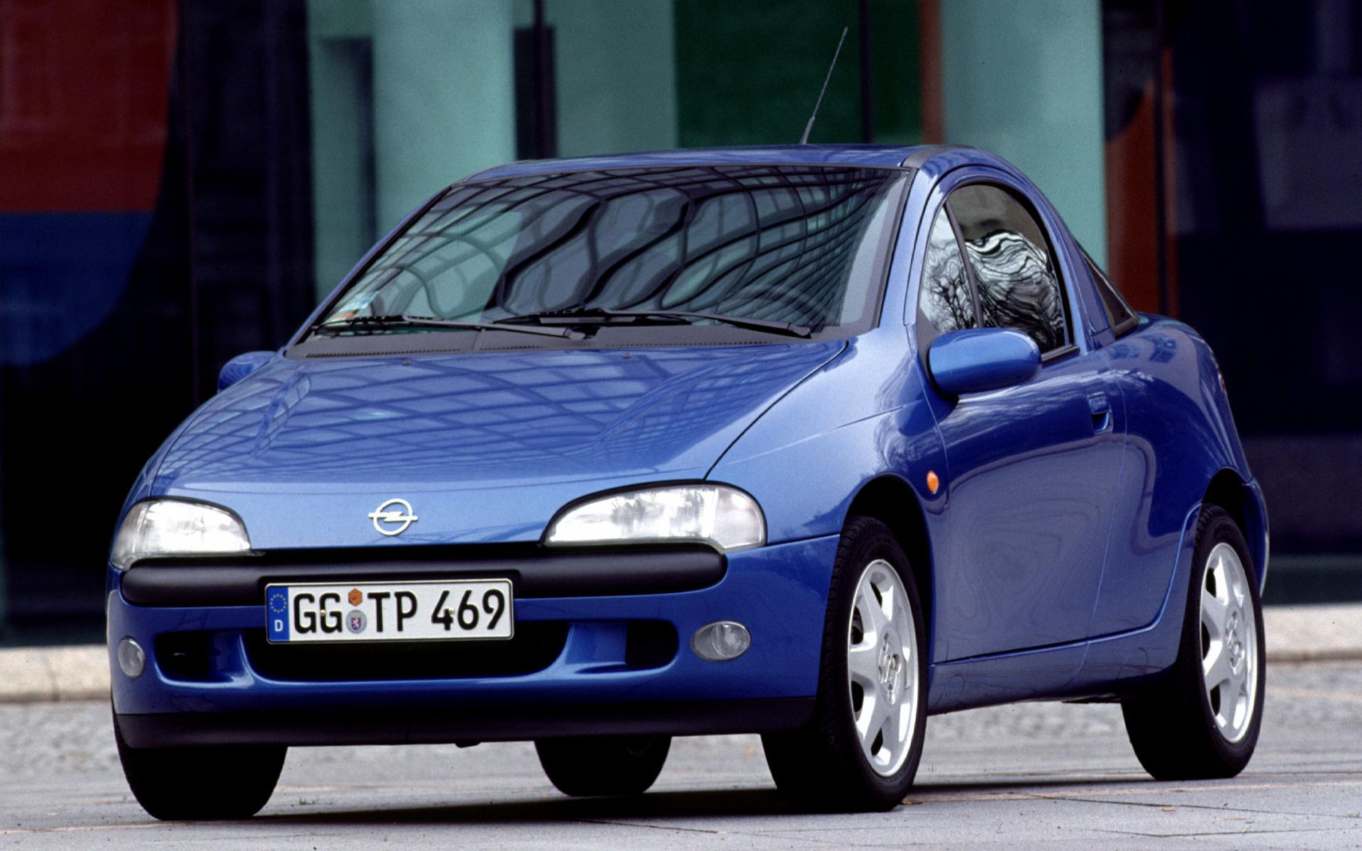 1994 Opel Tigra Papeis De Parede E Imagens De Fundo Em Hd Car Pixel