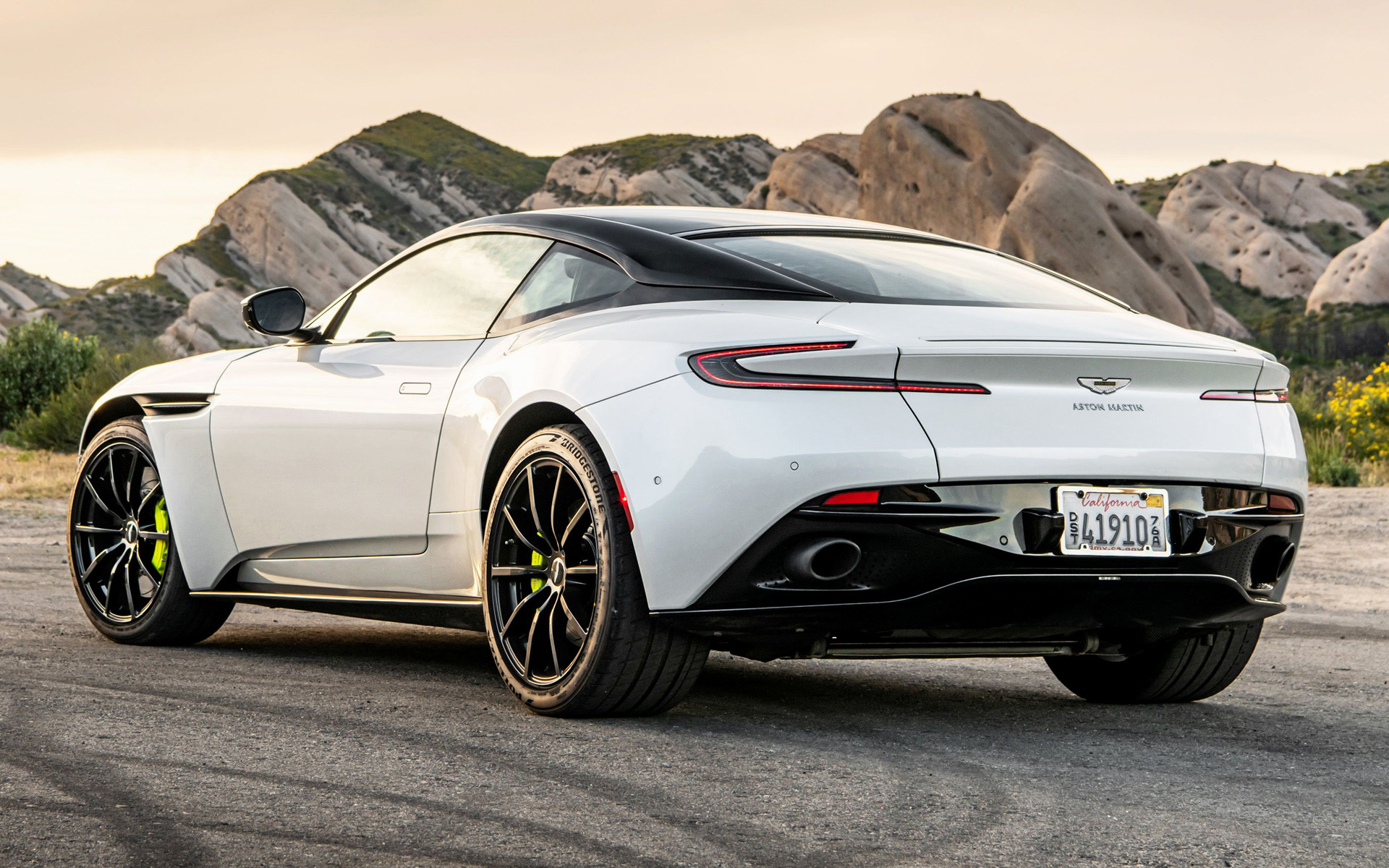 2020 Aston Martin Db11 Amr Us Wallpapers And Hd Images Car Pixel