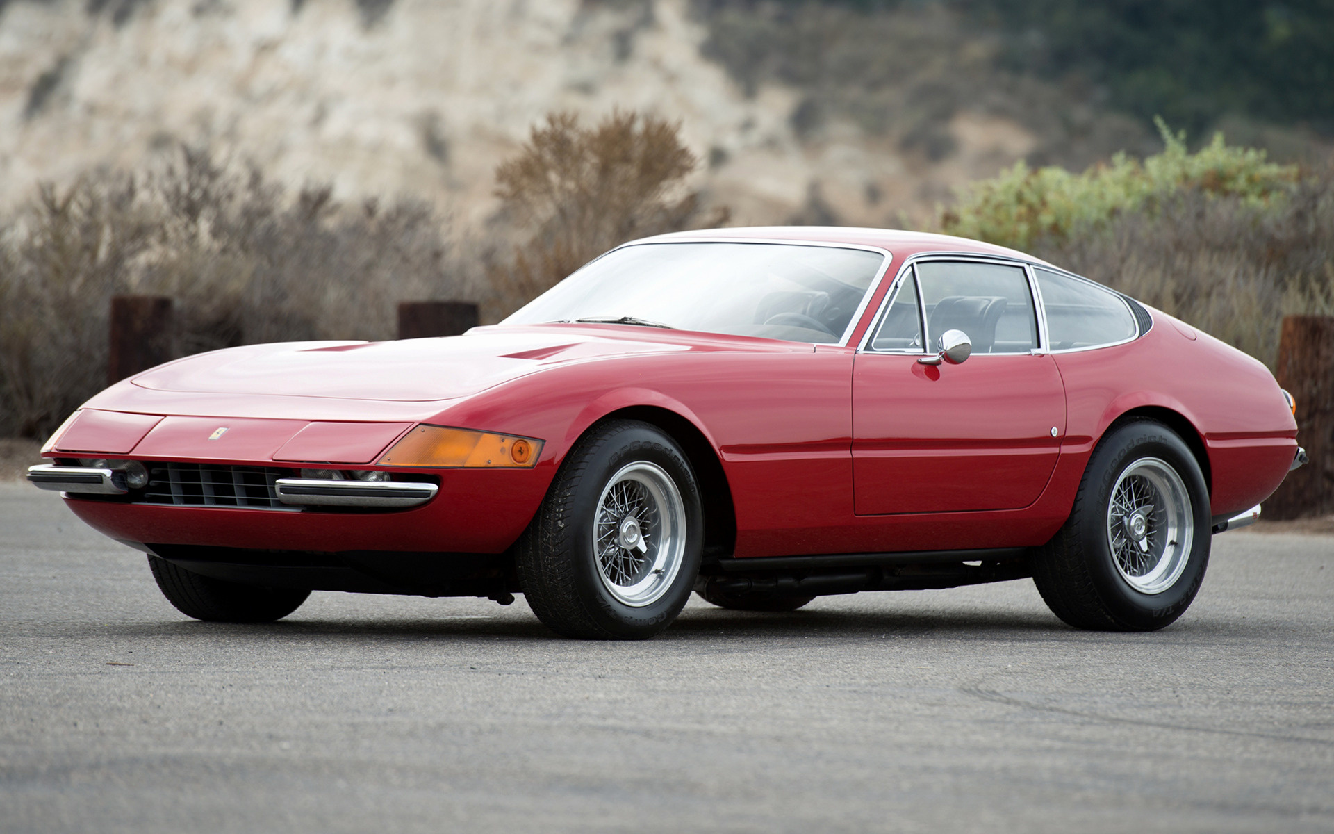 1971 Ferrari 365 GTB/4 Daytona - Wallpapers and HD Images | Car Pixel