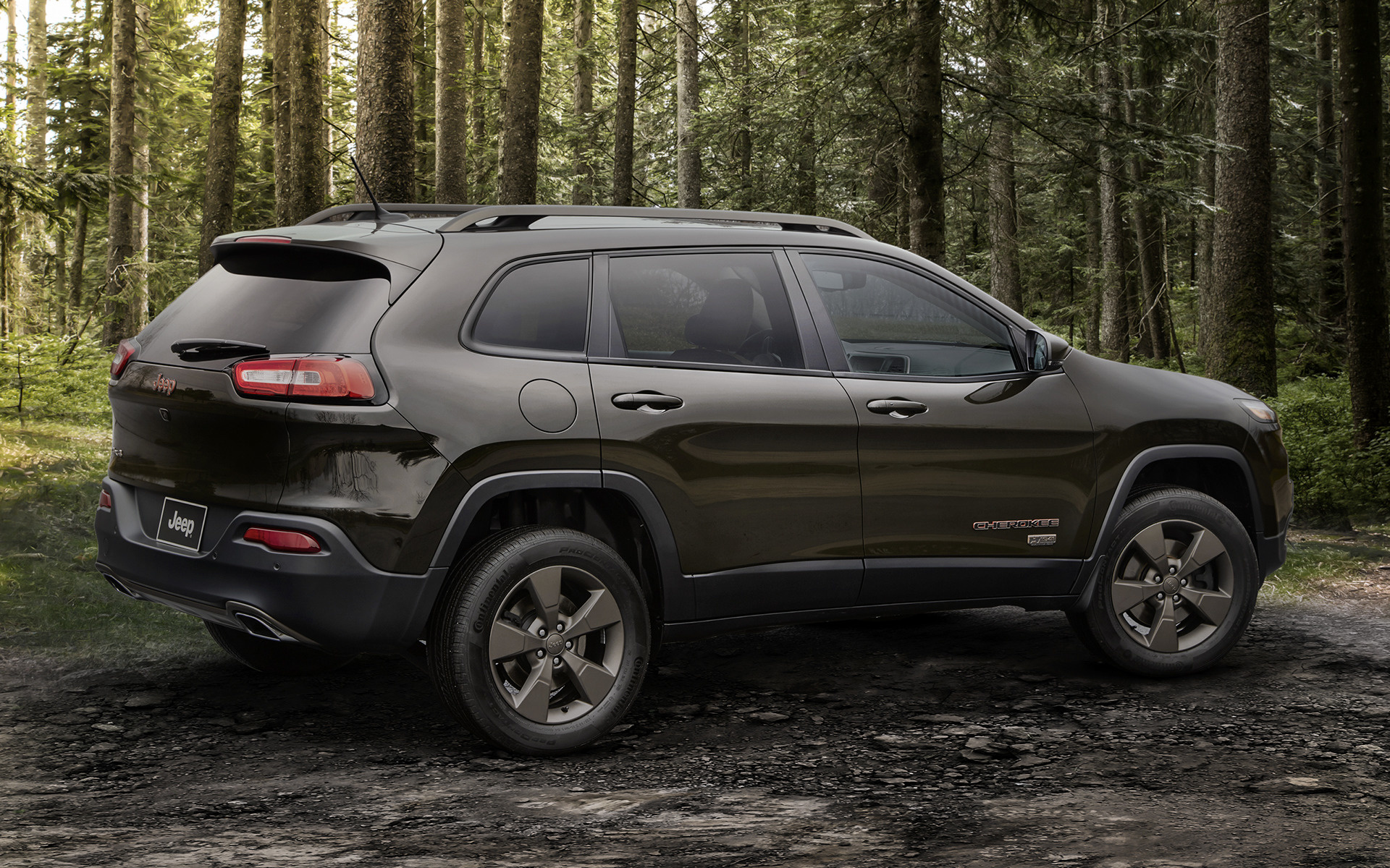 2016 Jeep Cherokee 75th Anniversary - Wallpapers and HD ...