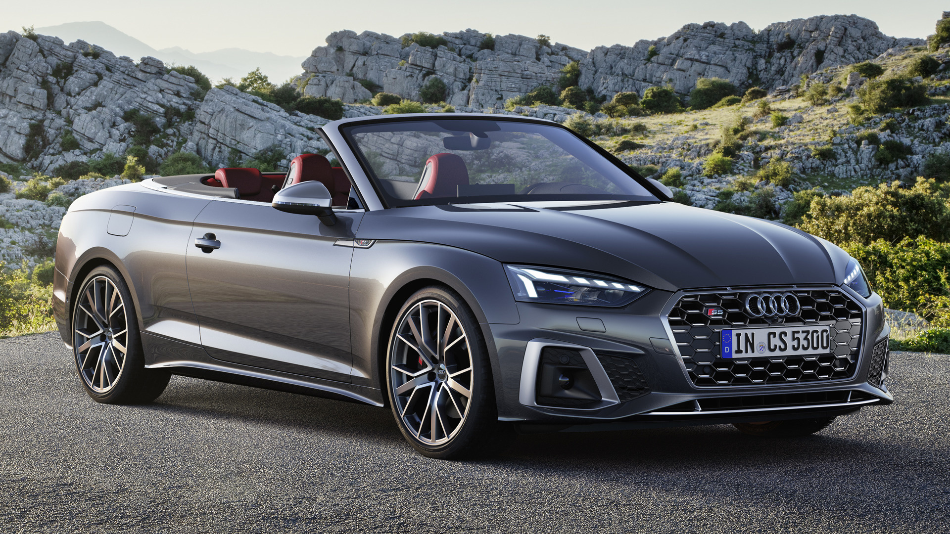 2020 Audi S5 Cabriolet Wallpapers And Hd Images Car Pixel