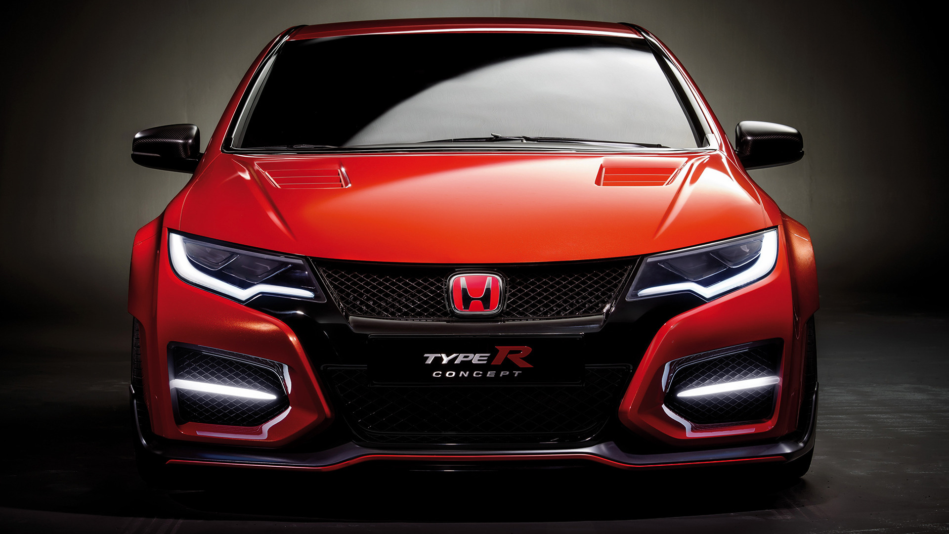 Honda Civic Type R Concept (2014) Wallpapers And HD Images