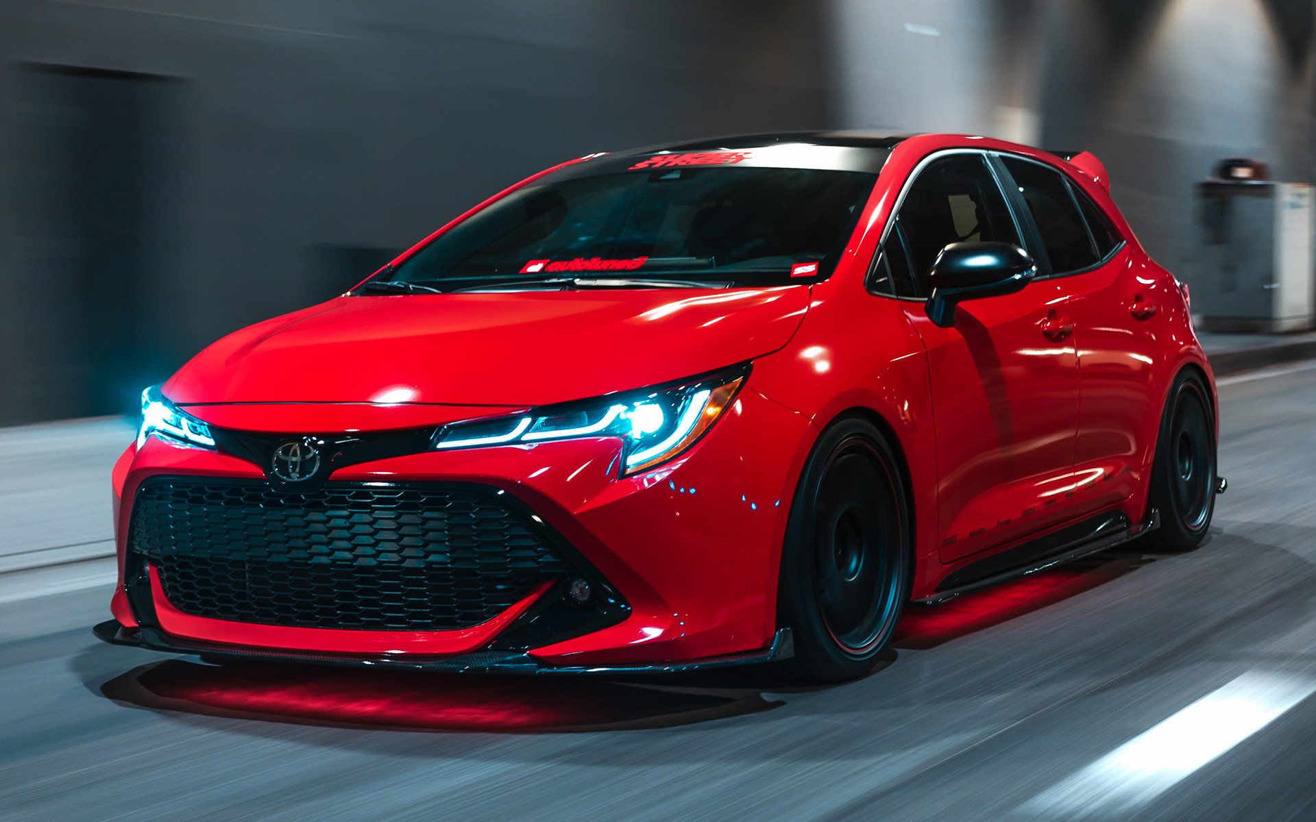 2018 Toyota Corolla Super Street - Wallpapers and HD ...