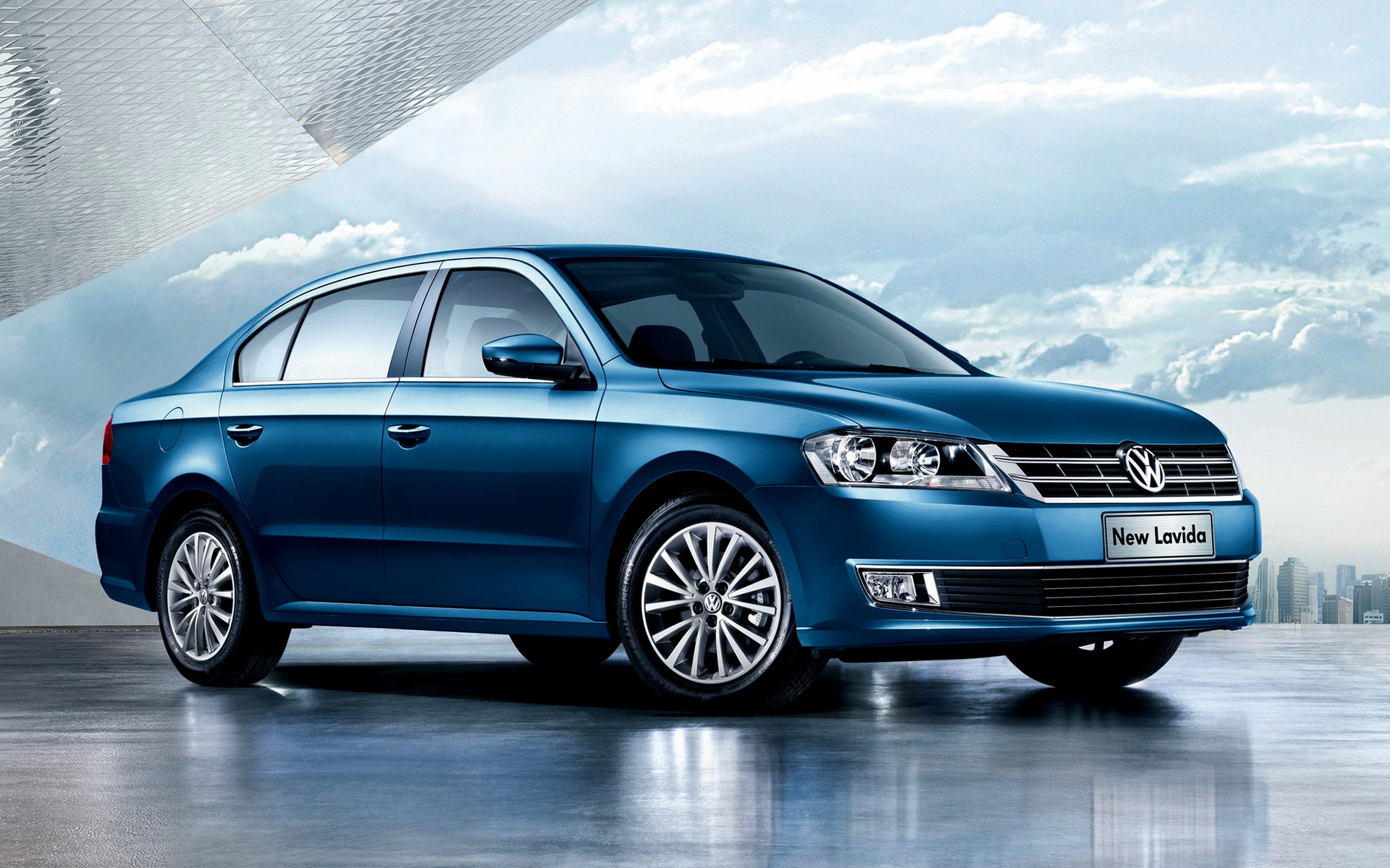 2012 Volkswagen Lavida - Wallpapers and HD Images | Car Pixel