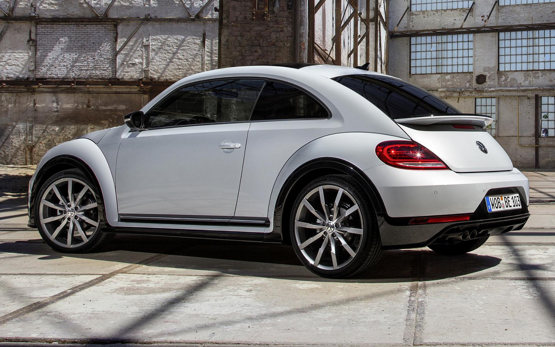 2016 volkswagen beetle r-line