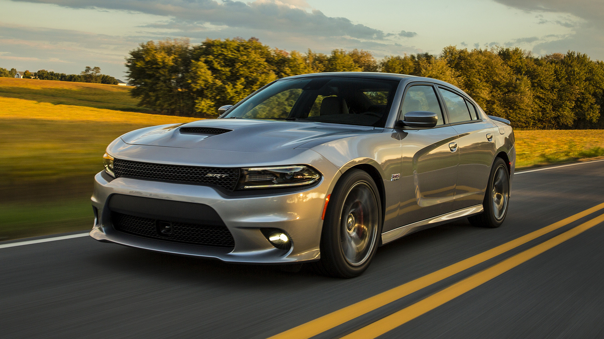 Dodge Charger Srt 392 2015 Wallpapers And Hd Images
