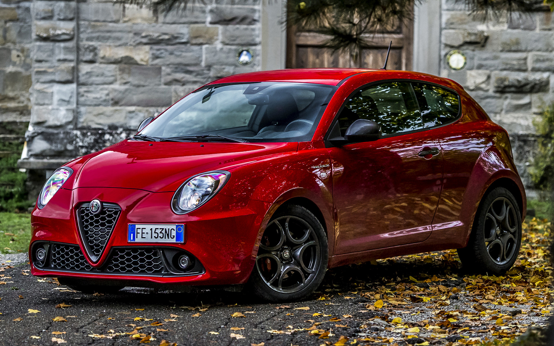 Alfa Romeo MiTo  № 221627 бесплатно