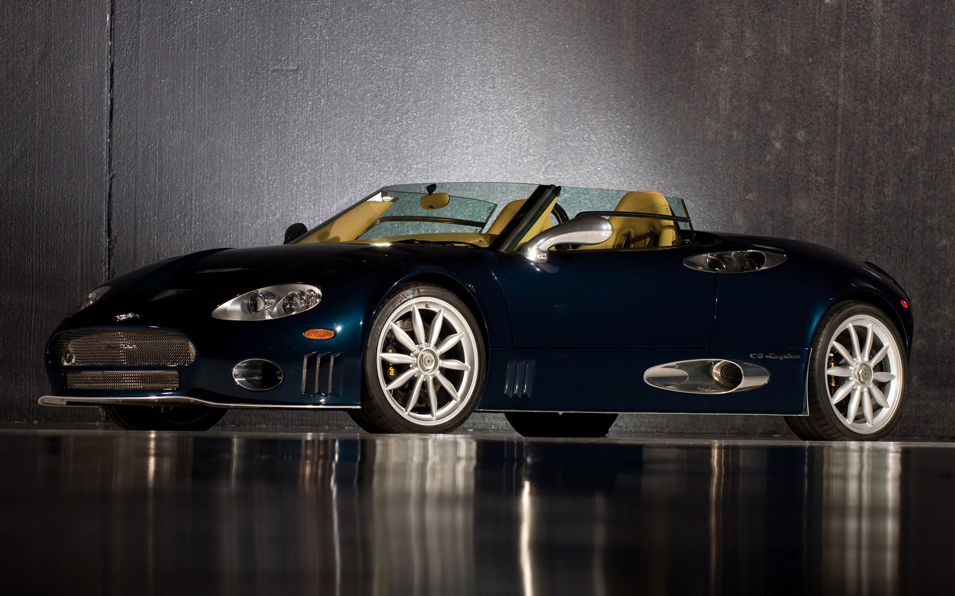 2006 Spyker C8 Spyder Wallpapers And HD Images Car Pixel