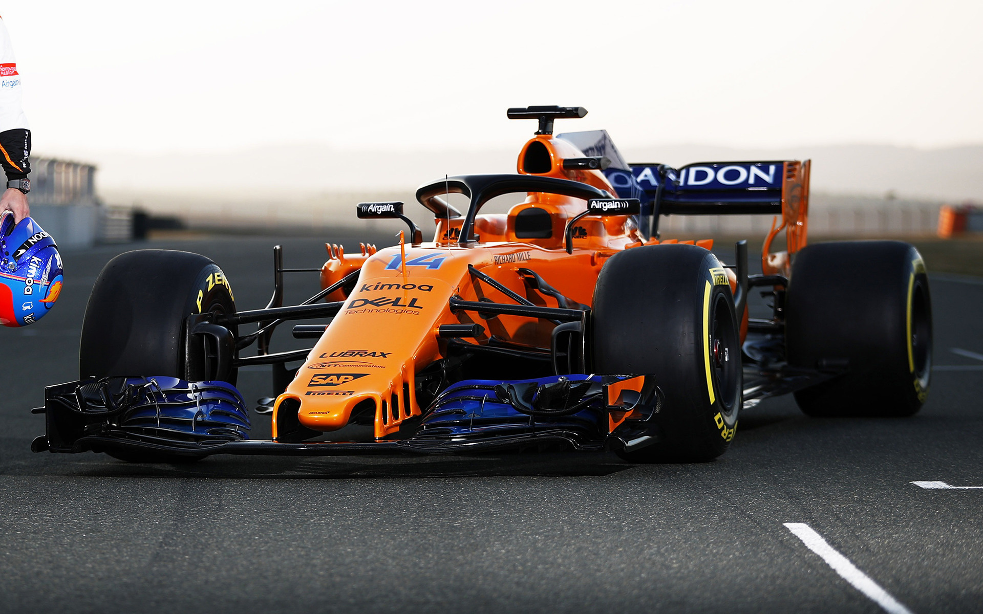 All Car Brands >> 2018 McLaren MCL33 - Wallpapers and HD Images | Car Pixel