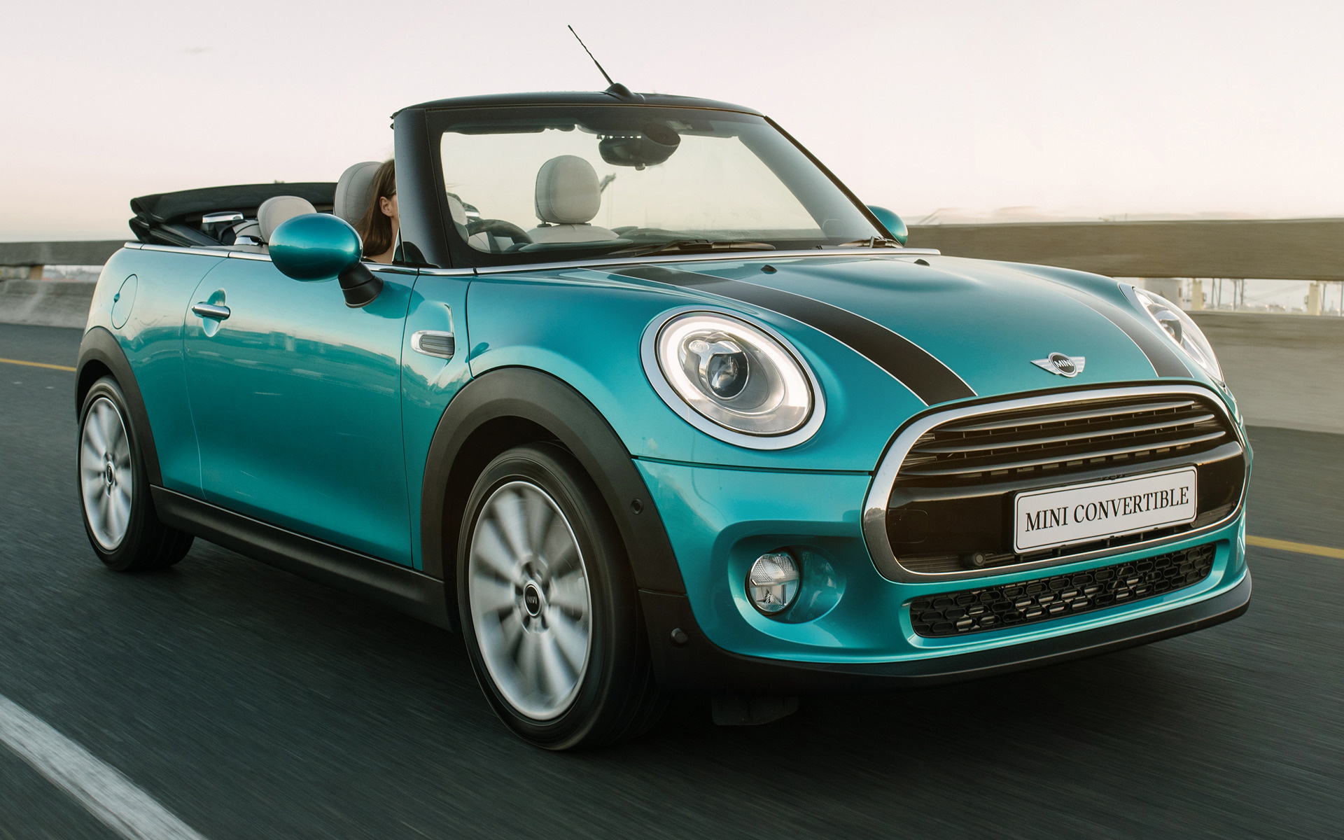 Mini Cooper Convertible (2016) ZA Wallpapers and HD Images ...