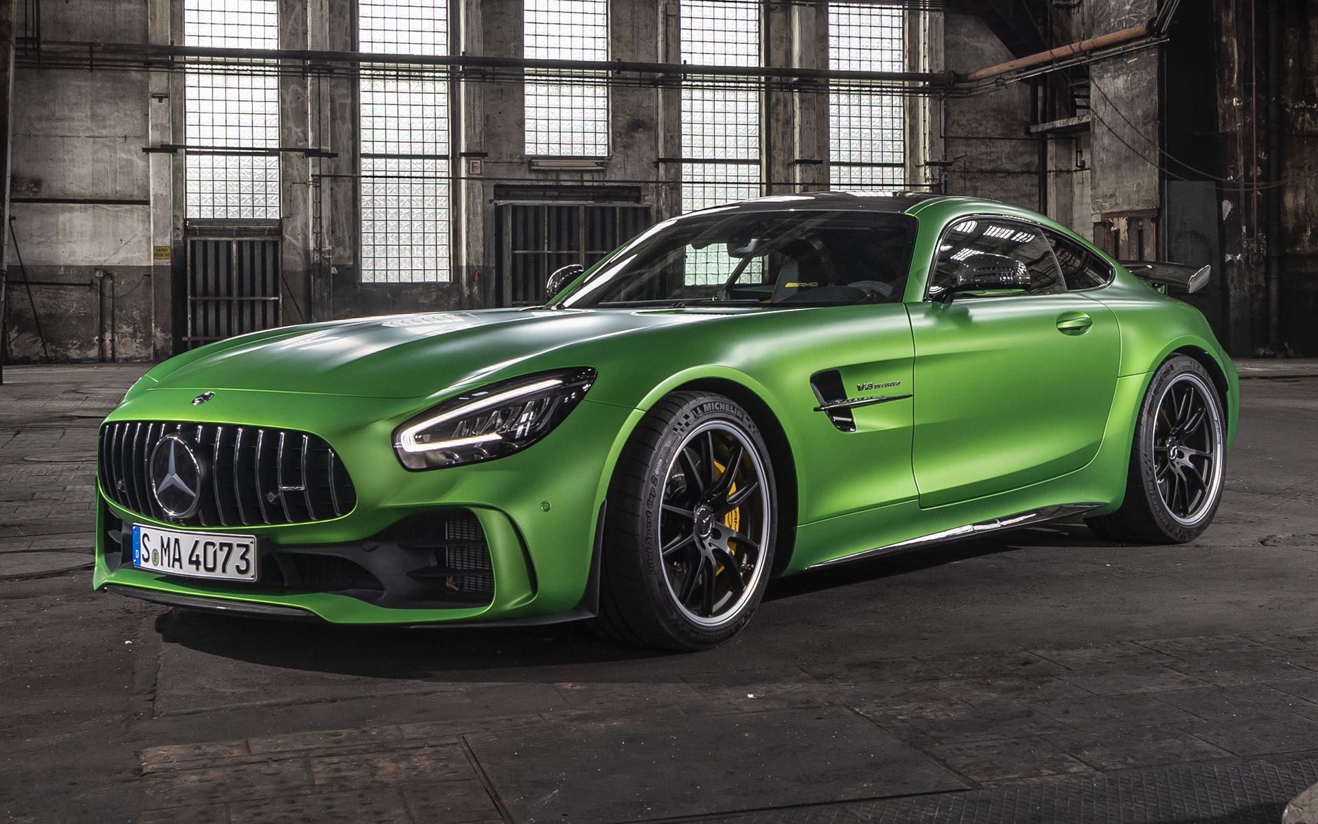 2019 Mercedes-AMG GT R - Wallpapers and HD Images   Car Pixel