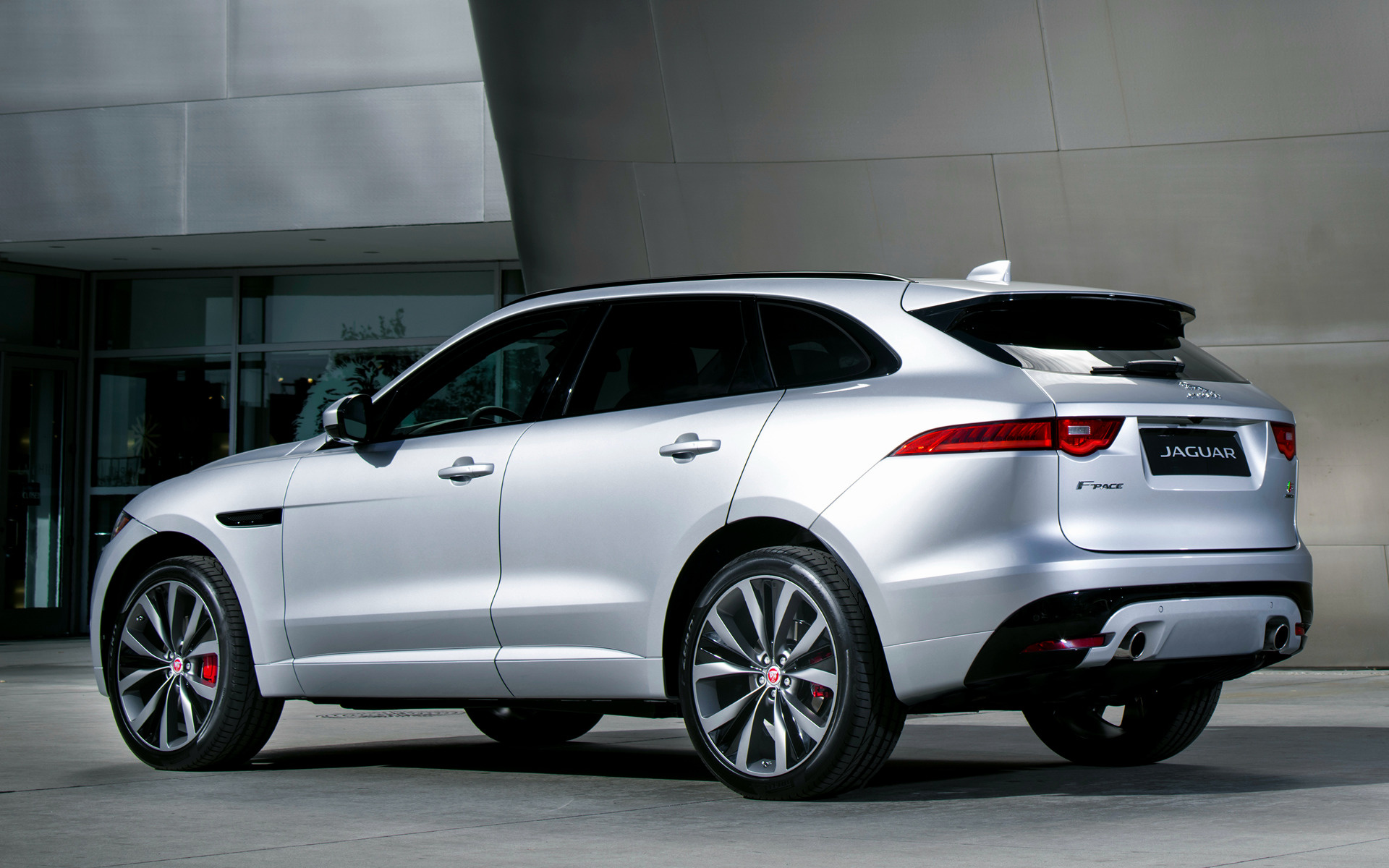 Jaguar F Pace S 2017 Us Wallpapers And Hd Images Car Pixel