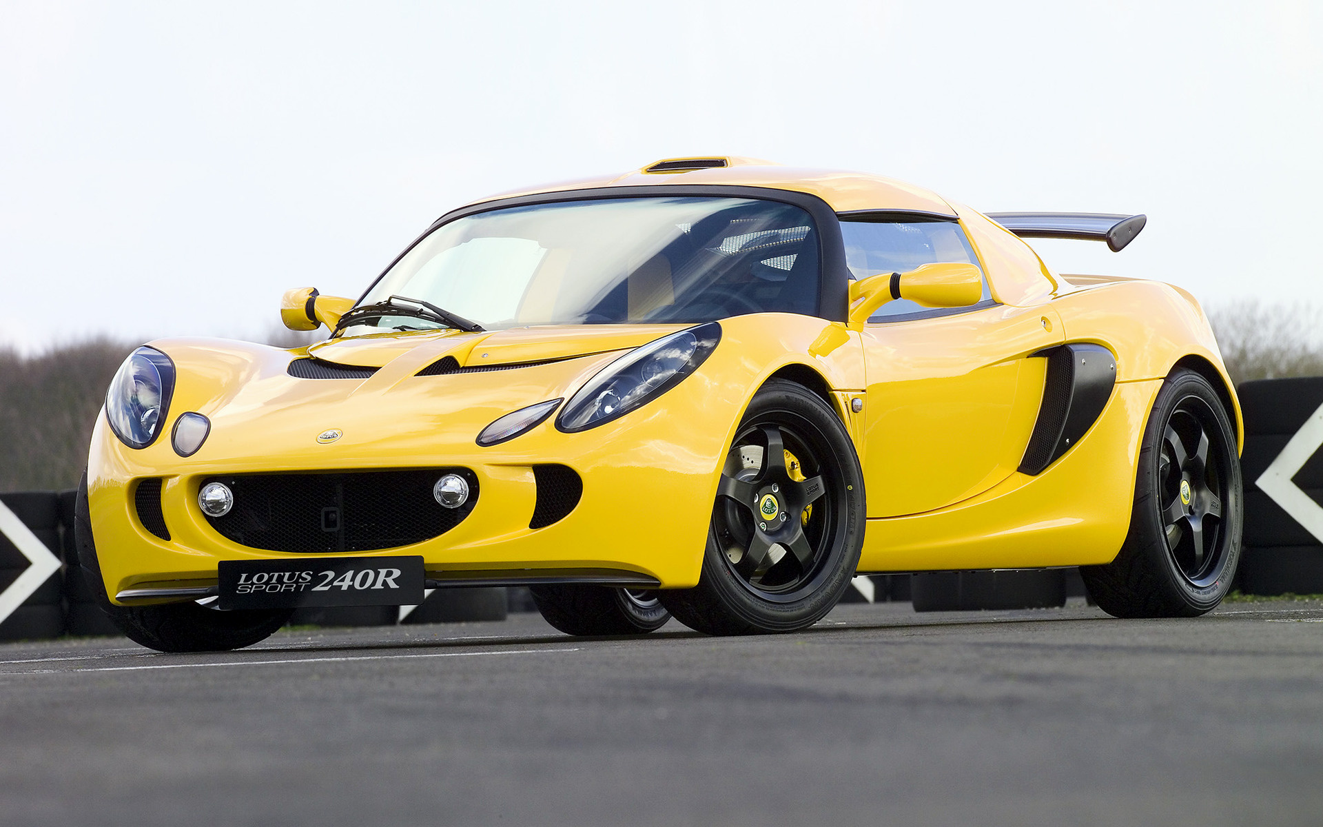 Lotus Sport Exige 240R (2005) Wallpapers and HD Images - Car Pixel