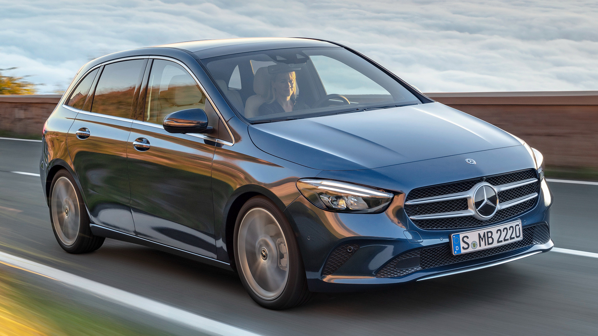 2019 Mercedes-Benz B-Class - Wallpapers and HD Images ...