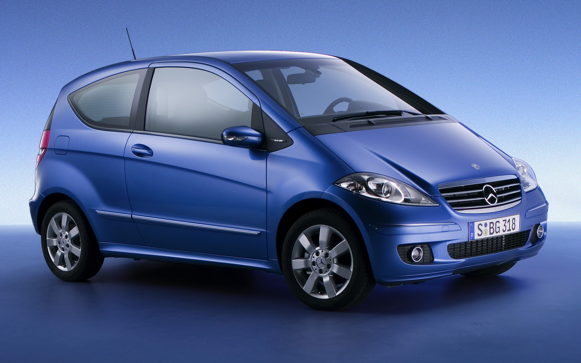 mercedes benz a class polar star 3 door 2006 wallpapers and hd