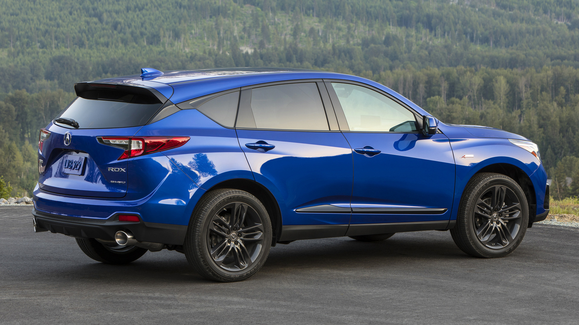 Civic Type R Canada >> 2019 Acura RDX A-Spec - Wallpapers and HD Images | Car Pixel
