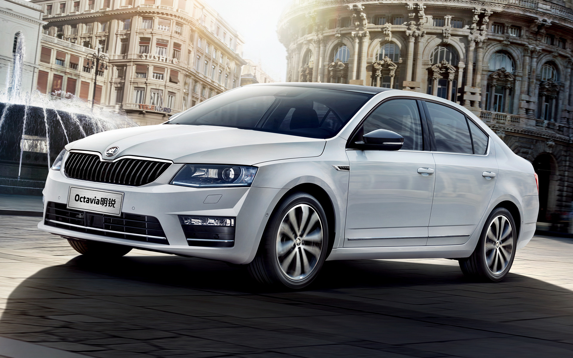 Skoda Octavia 2016 Cn Wallpapers And Hd Images Car Pixel