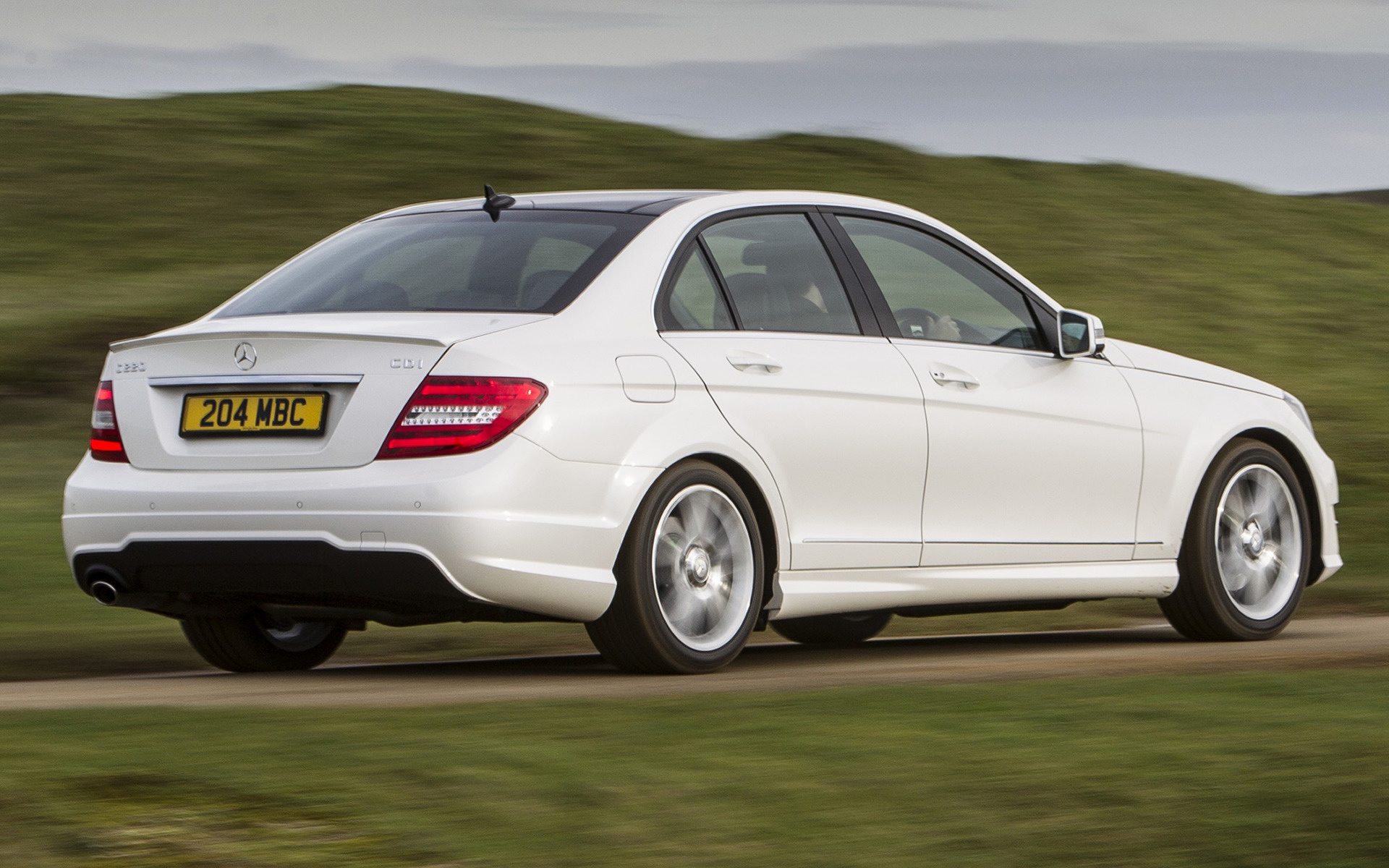 Mercedes benz c class amg sport edition 2013 uk for Mercedes benz c class sports edition