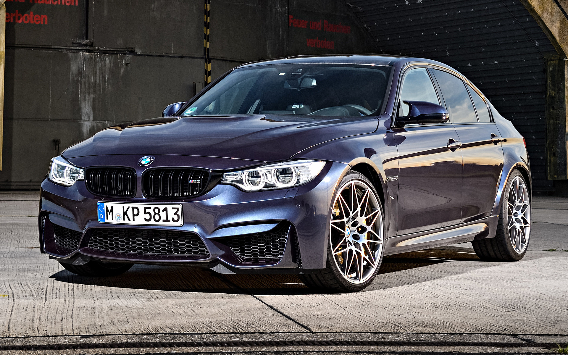 Bmw M Series >> 2016 BMW M3 30 Years Edition - Wallpapers and HD Images ...