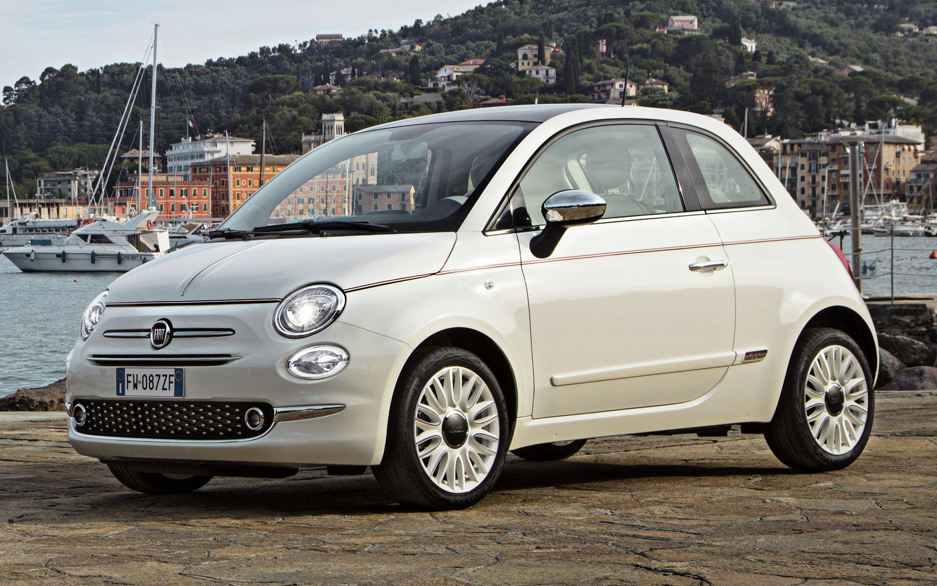 2019 Fiat 500 Dolcevita Wallpapers And Hd Images Car Pixel