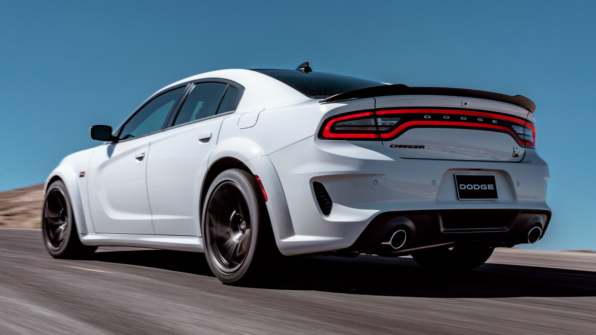 2020 Dodge Charger Scat Pack Widebody Wallpapers And Hd