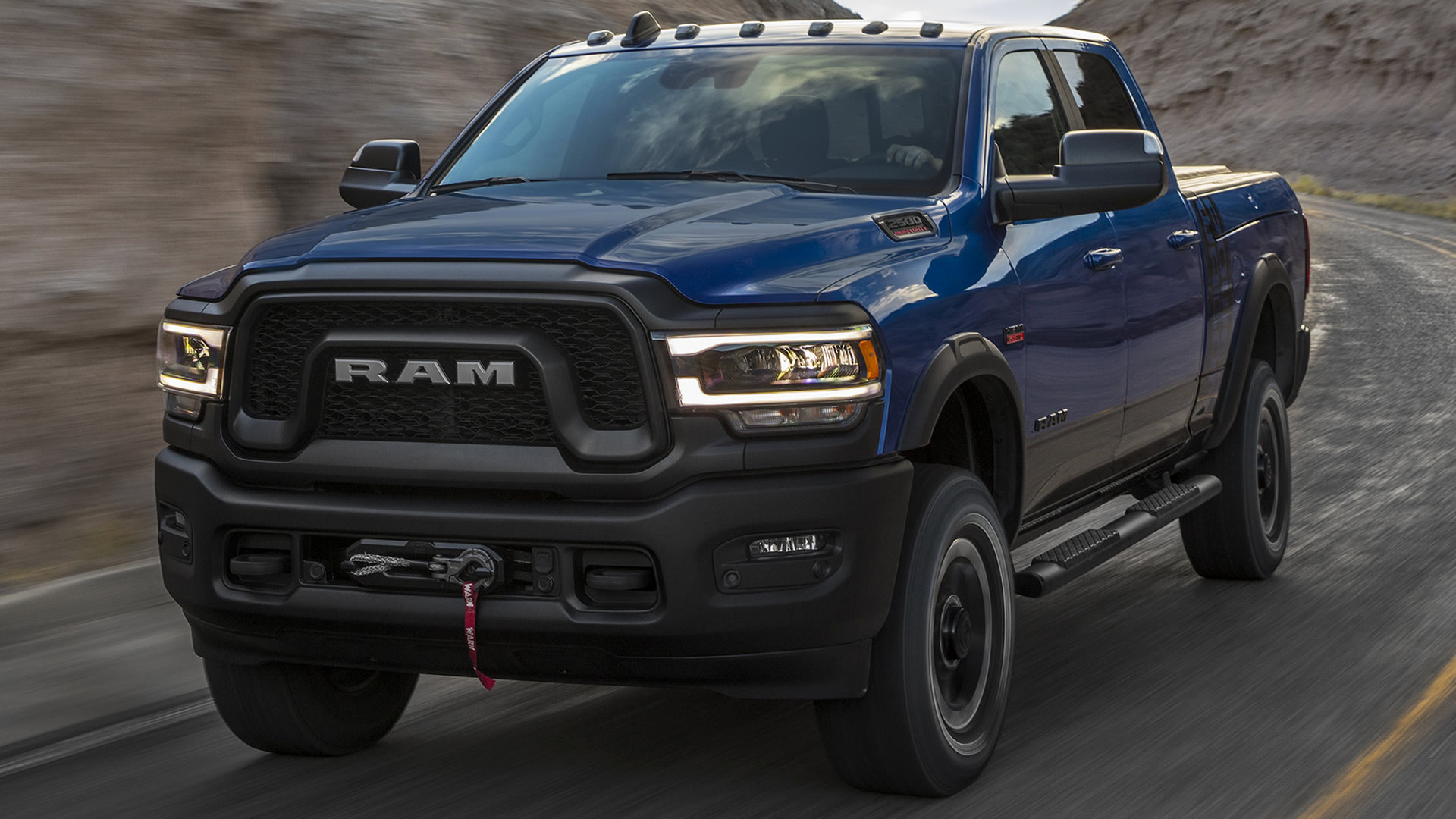 2019 Ram 2500 Power Wagon Crew Cab - Wallpapers and HD ...