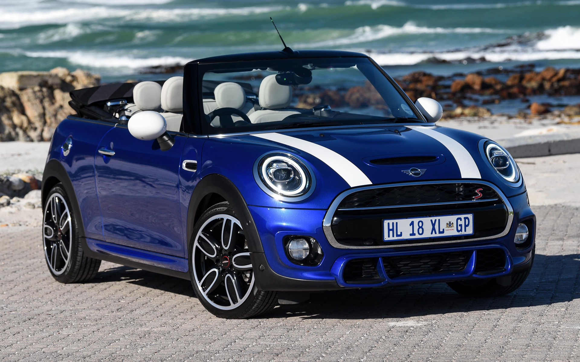 2018 Mini Cooper S Convertible Jcw Package Za Wallpapers And Hd