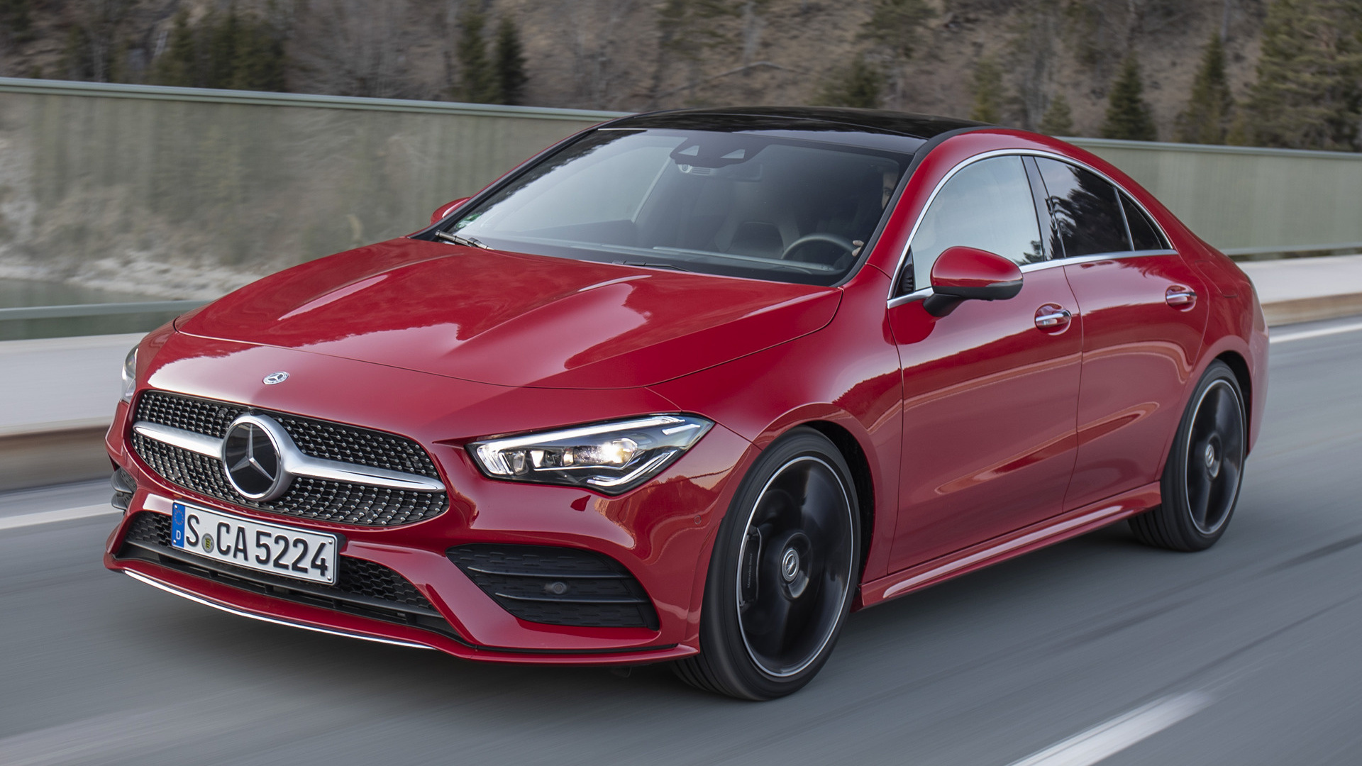 mercedes benz cla class amg  wallpapers  hd images car pixel