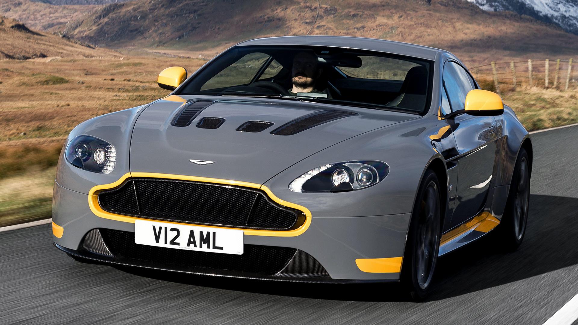 Aston Martin V12 Vantage S Sport-Plus Pack (2016) UK ...