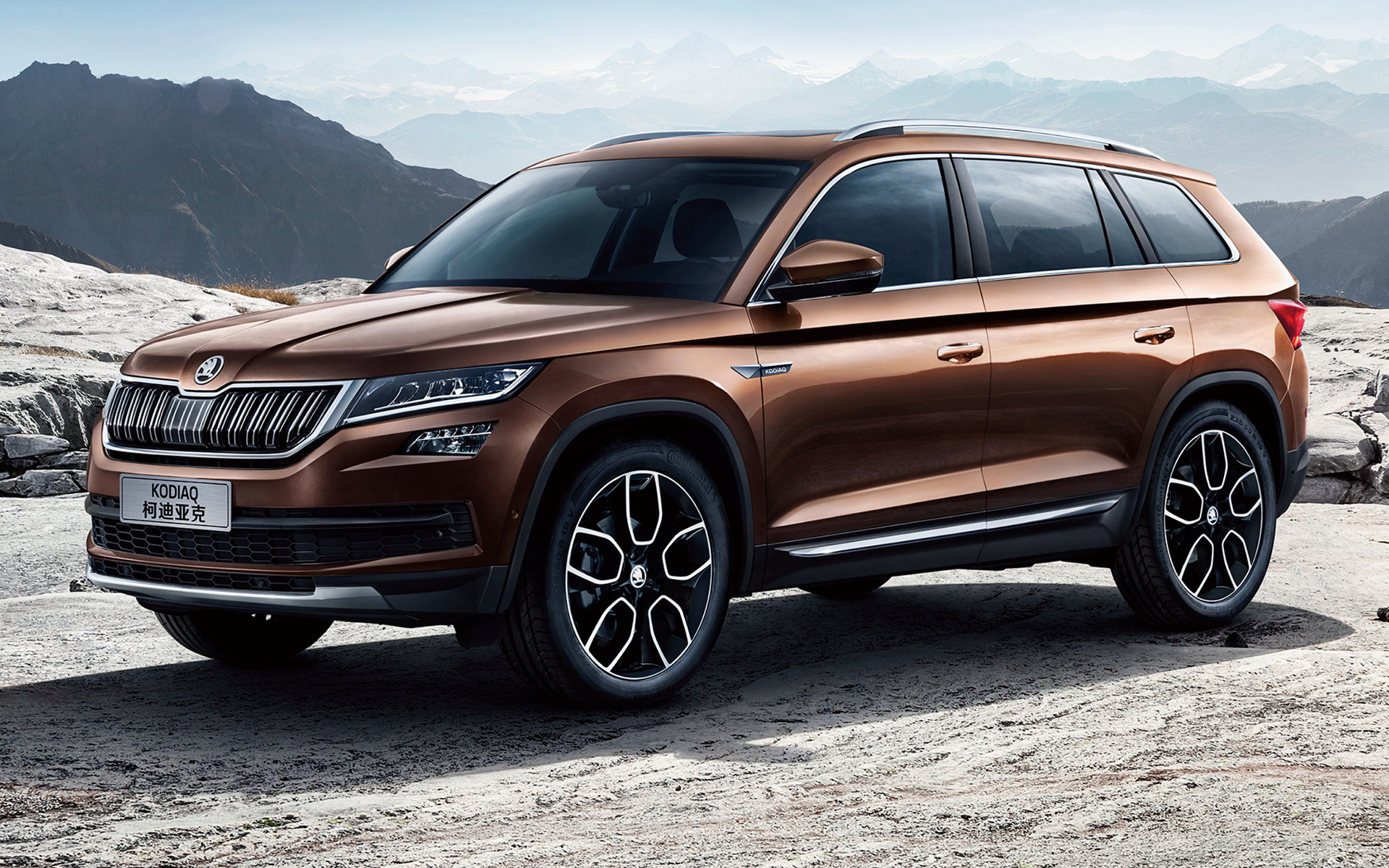 Skoda Kodiaq (2017) CN Wallpapers and HD Images - Car Pixel