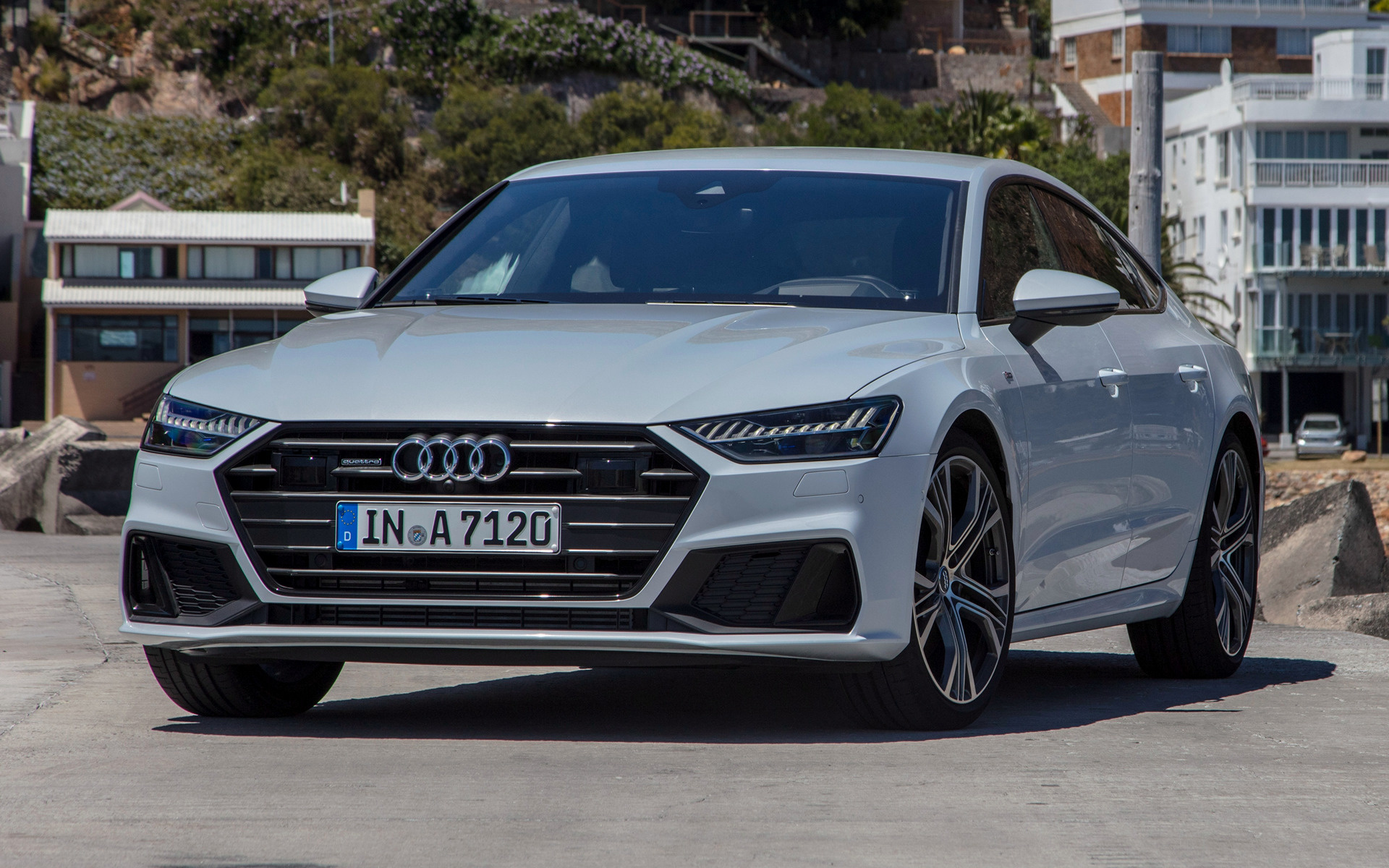 2018 Audi A7 Sportback S Line Wallpapers And Hd Images Car Pixel