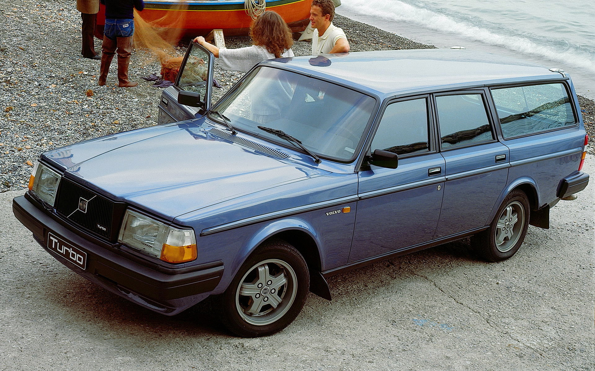 Volvo 240 Turbo Kombi 1982 Wallpapers And Hd Images