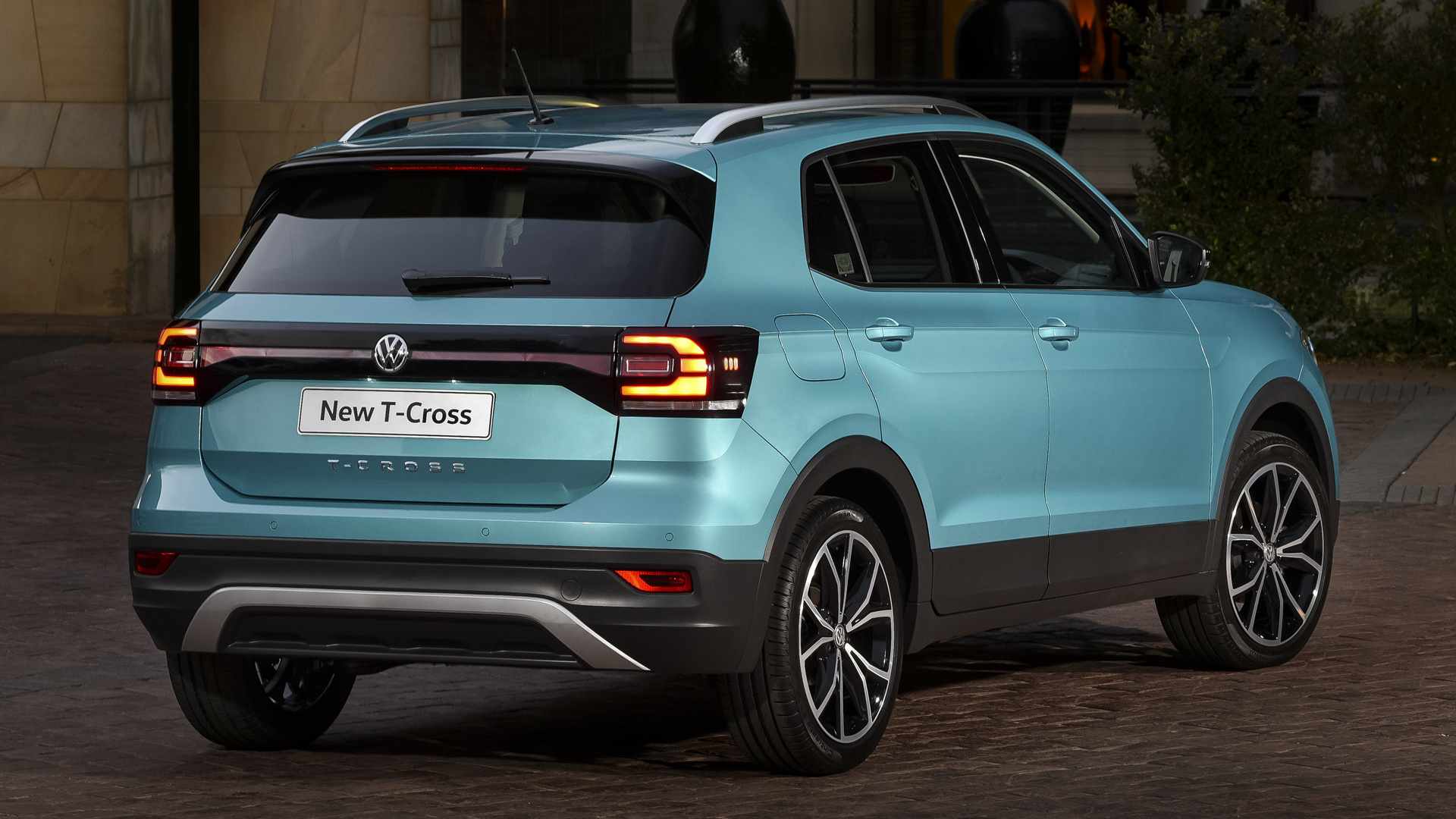 2019 Volkswagen T-Cross (ZA) - Wallpapers and HD Images ...