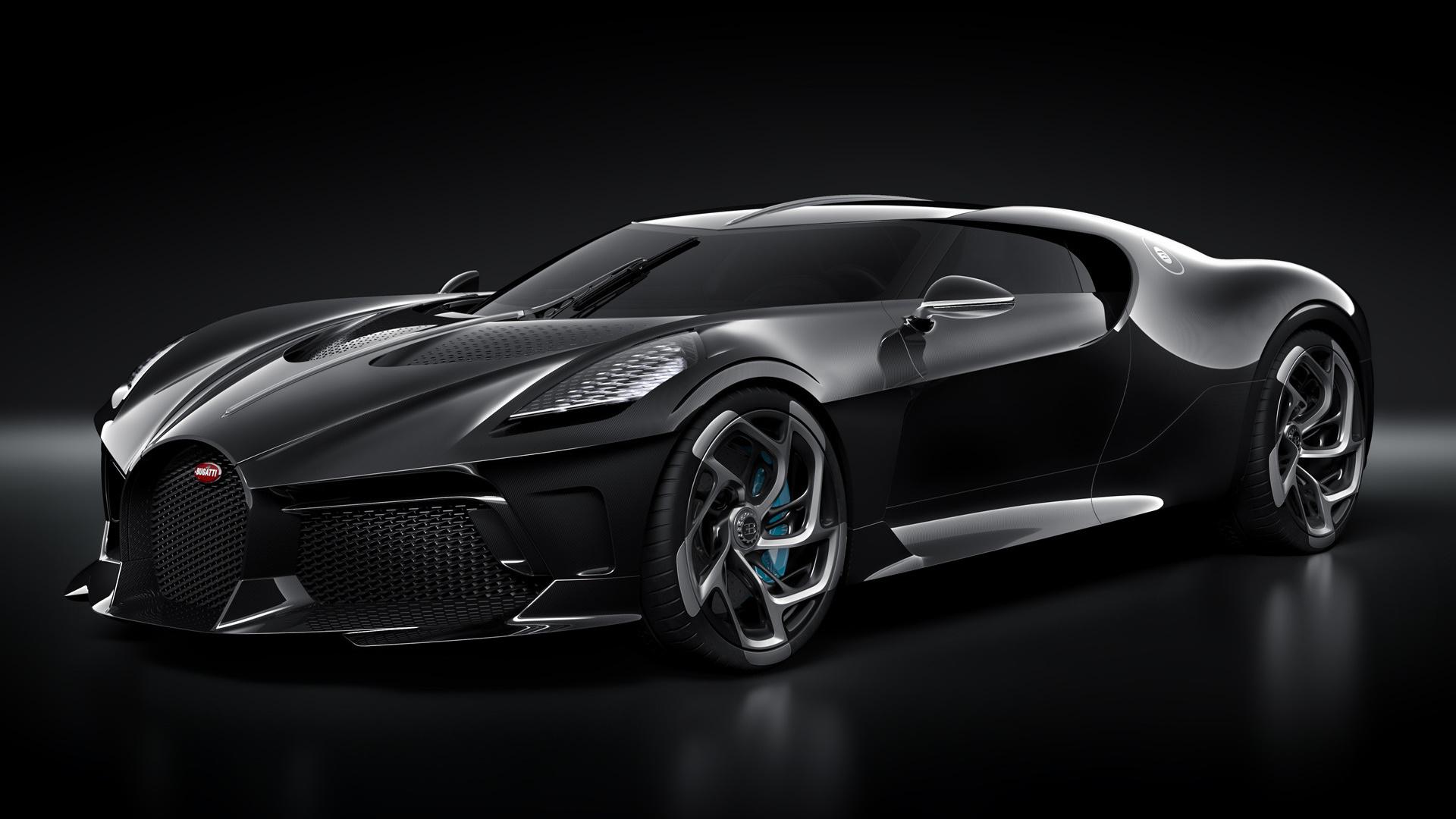 2019 Bugatti La Voiture Noire Wallpapers And Hd Images Car Pixel