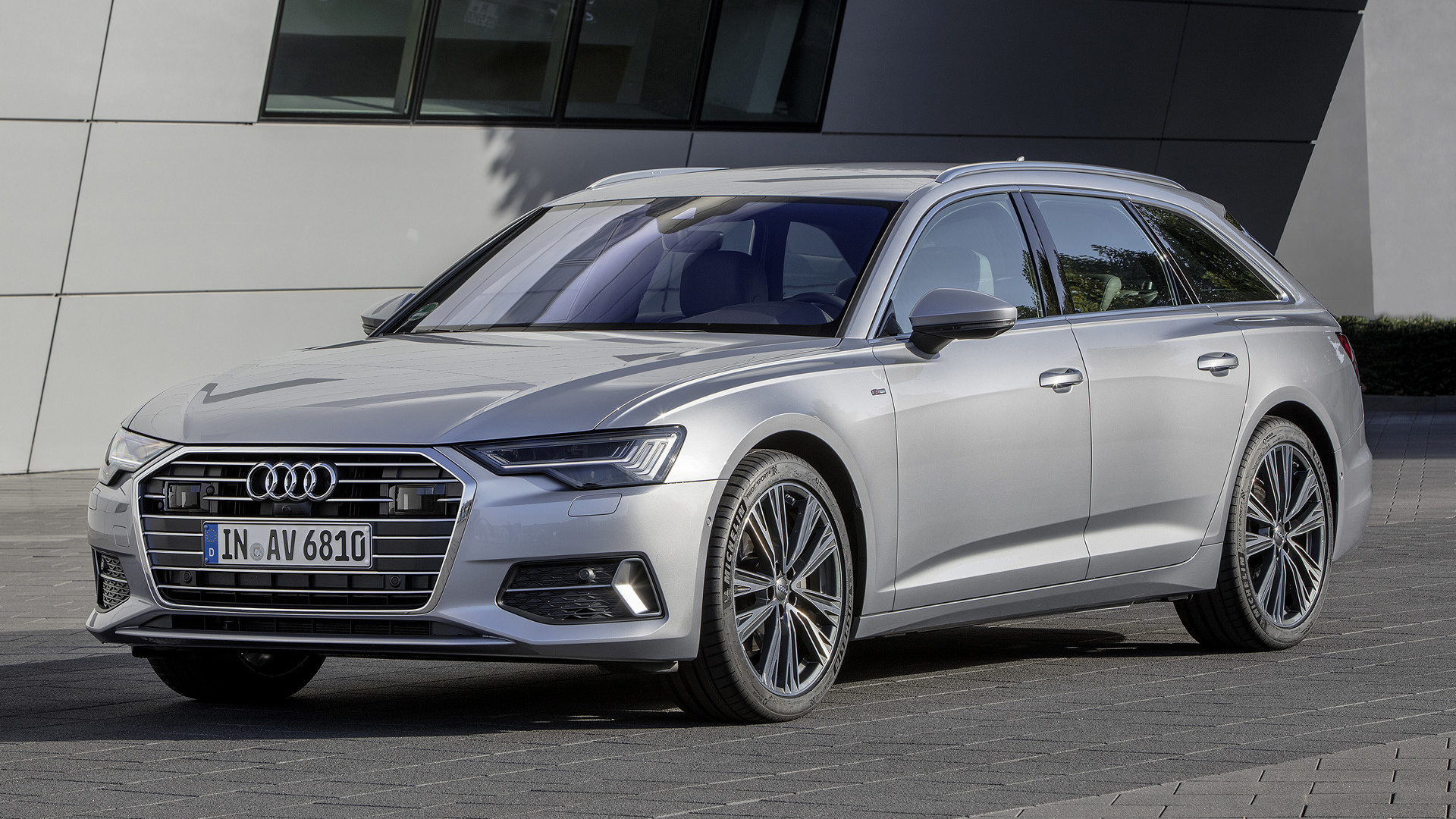 2018 Audi A6 Avant - Wallpapers and HD Images | Car Pixel