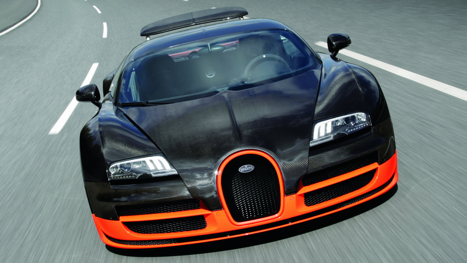 2010 Bugatti Veyron Super Sport Wallpapers And Hd Images Car Pixel