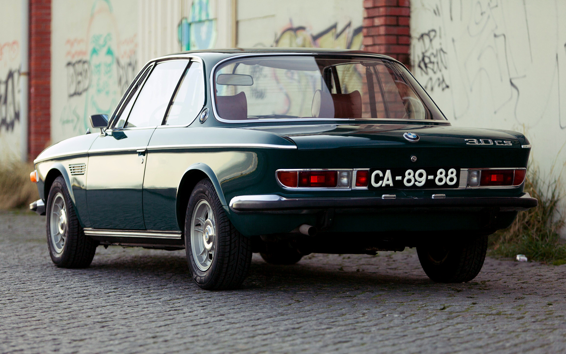1971 Bmw 30 Cs Wallpapers And Hd Images Car Pixel