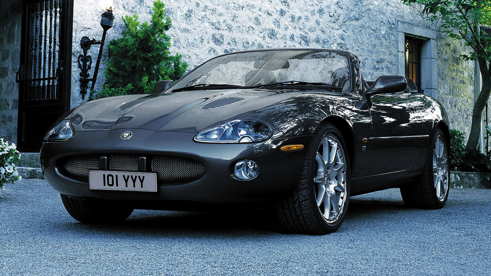2003 Jaguar Xkr Convertible Wallpapers And Hd Images