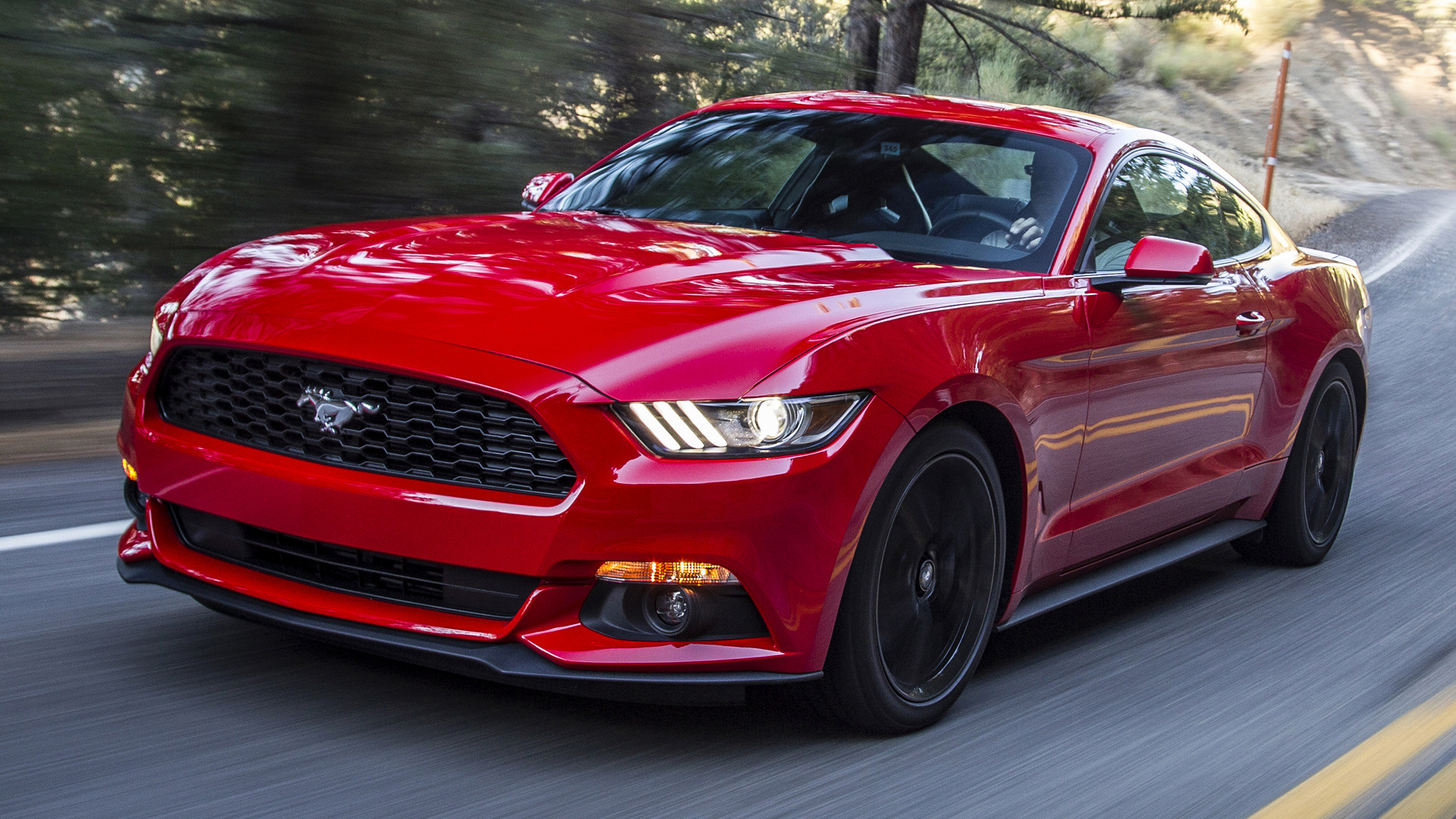 Ford Mustang Ecoboost 2015 Wallpapers And Hd Images