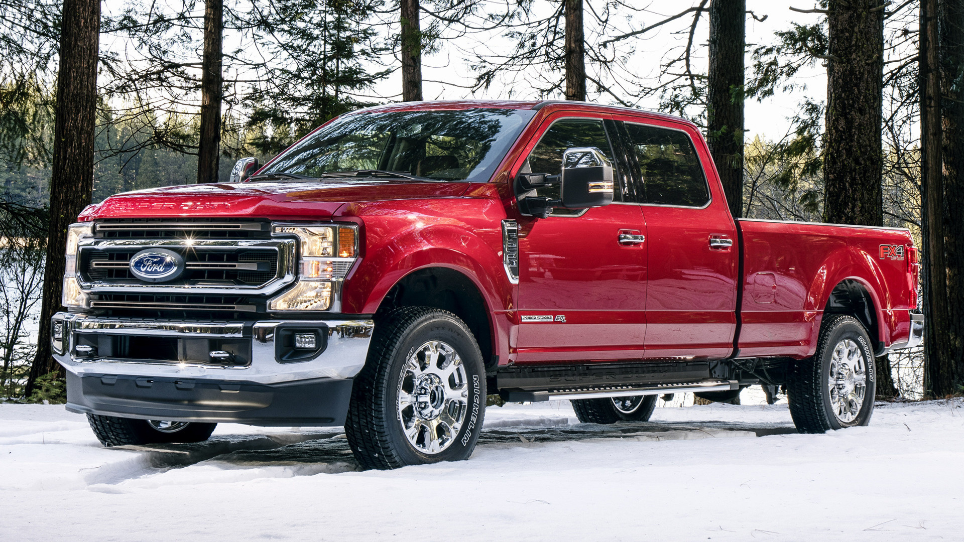 2018 Ford F350 >> 2020 Ford F-250 Super Duty King Ranch Crew Cab FX4 Package ...