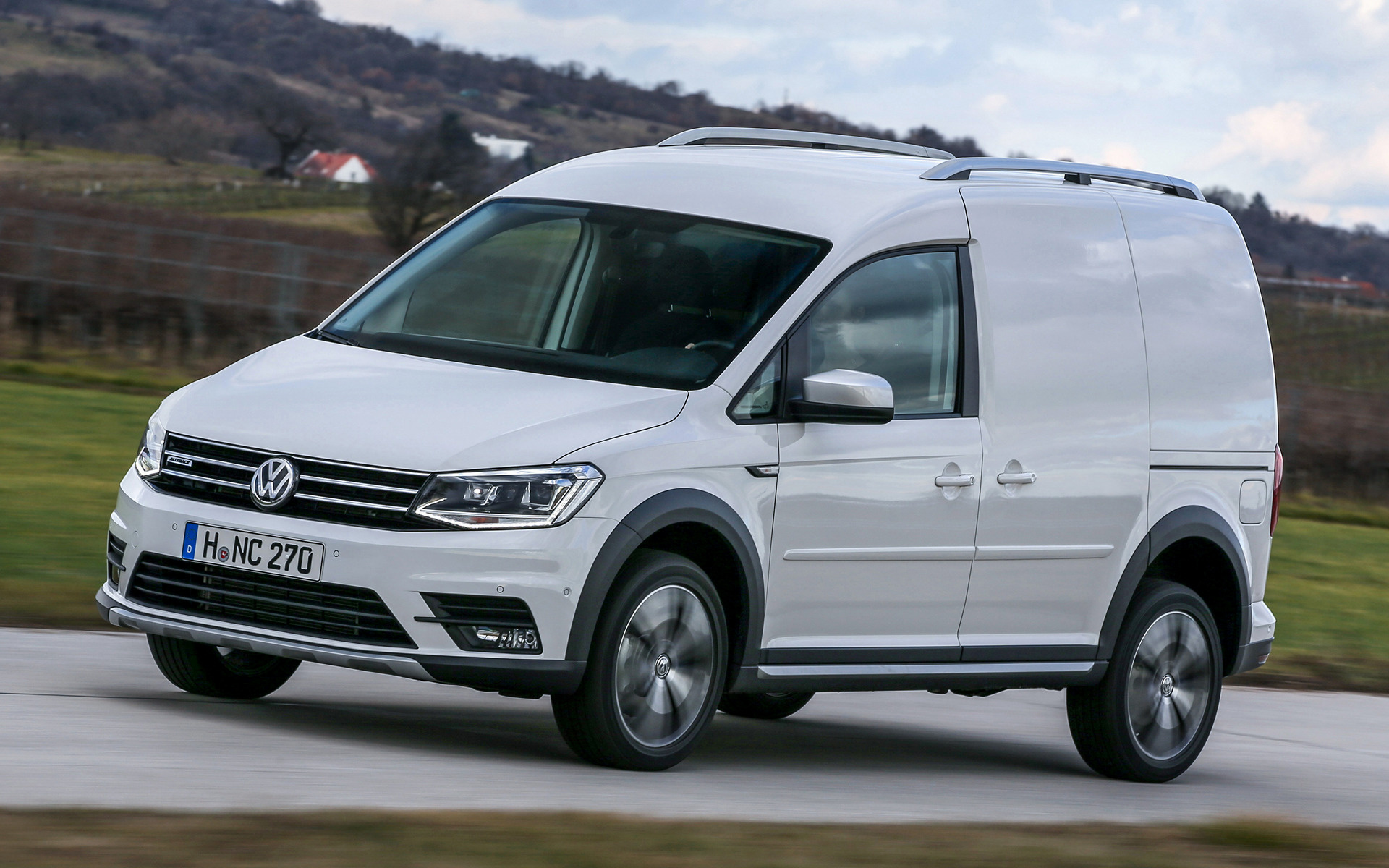 2015 volkswagen caddy alltrack panel van wallpapers and. Black Bedroom Furniture Sets. Home Design Ideas