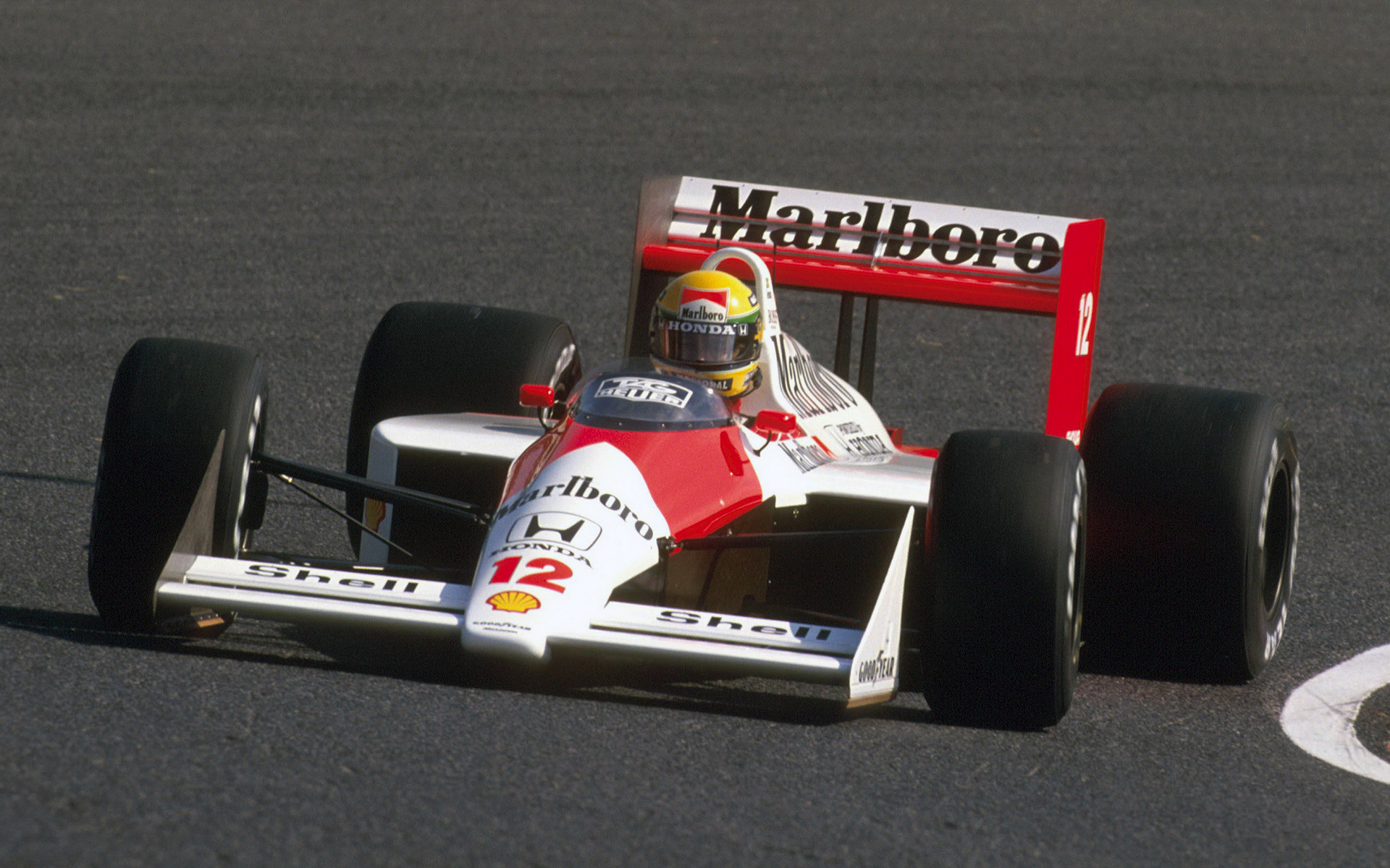 1988 McLaren Honda MP4 4 Wallpapers And HD Images Car