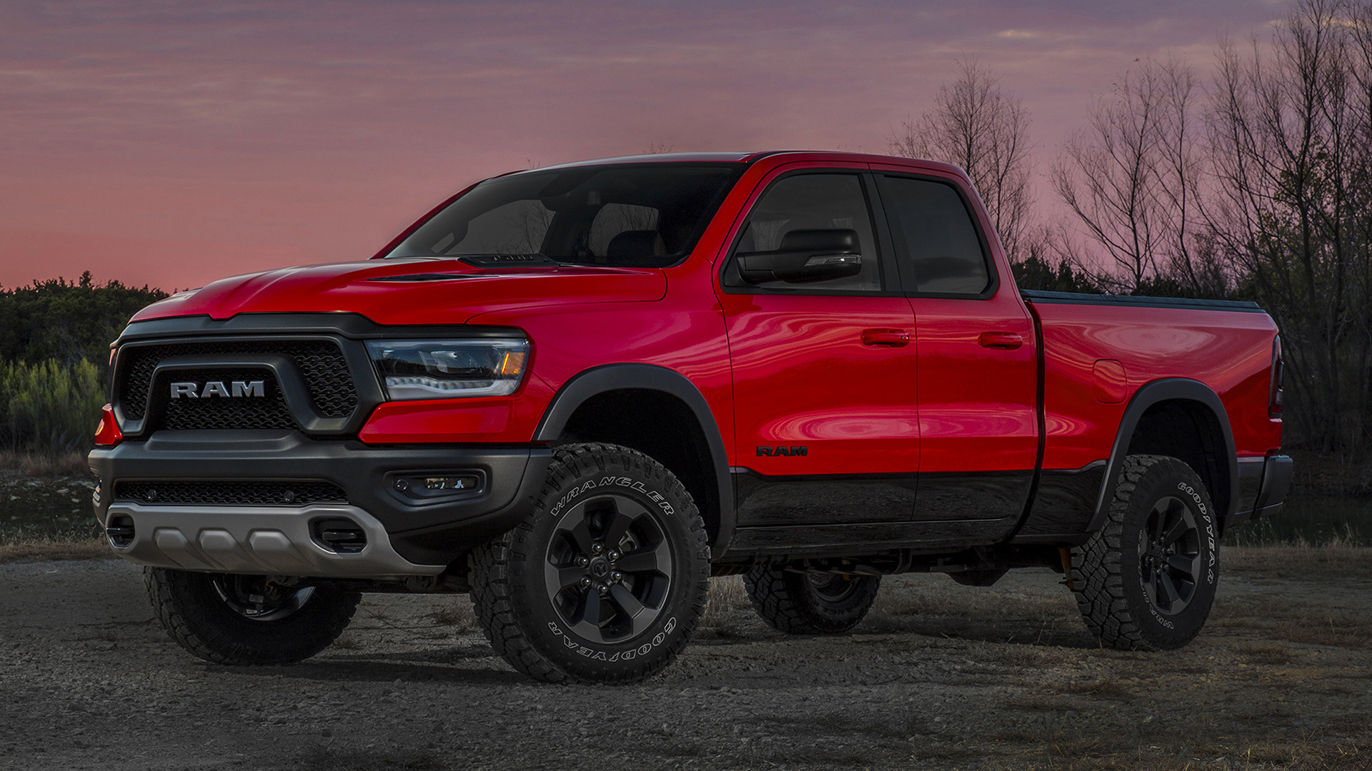 2019 Ram 1500 Rebel Quad Cab - Wallpapers and HD Images ...