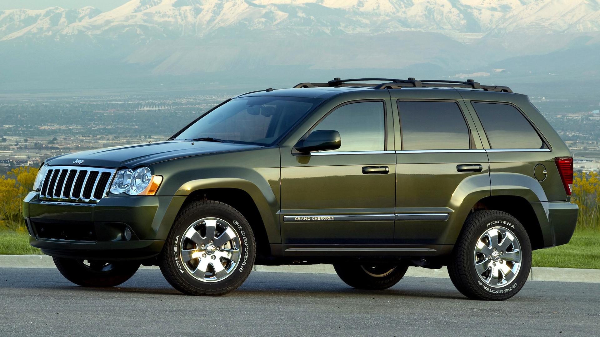 2008 Jeep Grand Cherokee  Us
