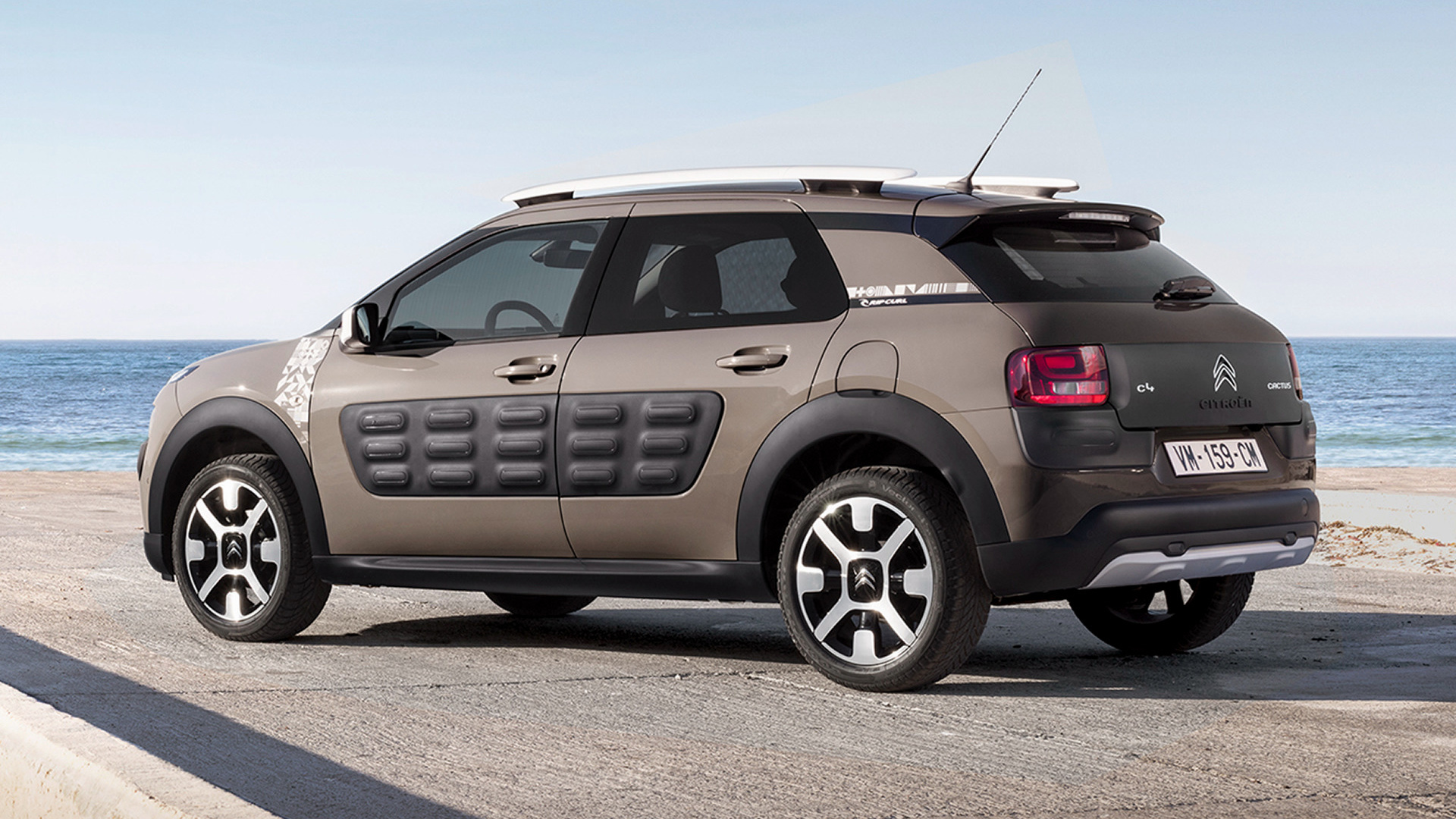 2016 Citroen C4 Cactus Rip Curl Wallpapers And Hd Images Car Pixel