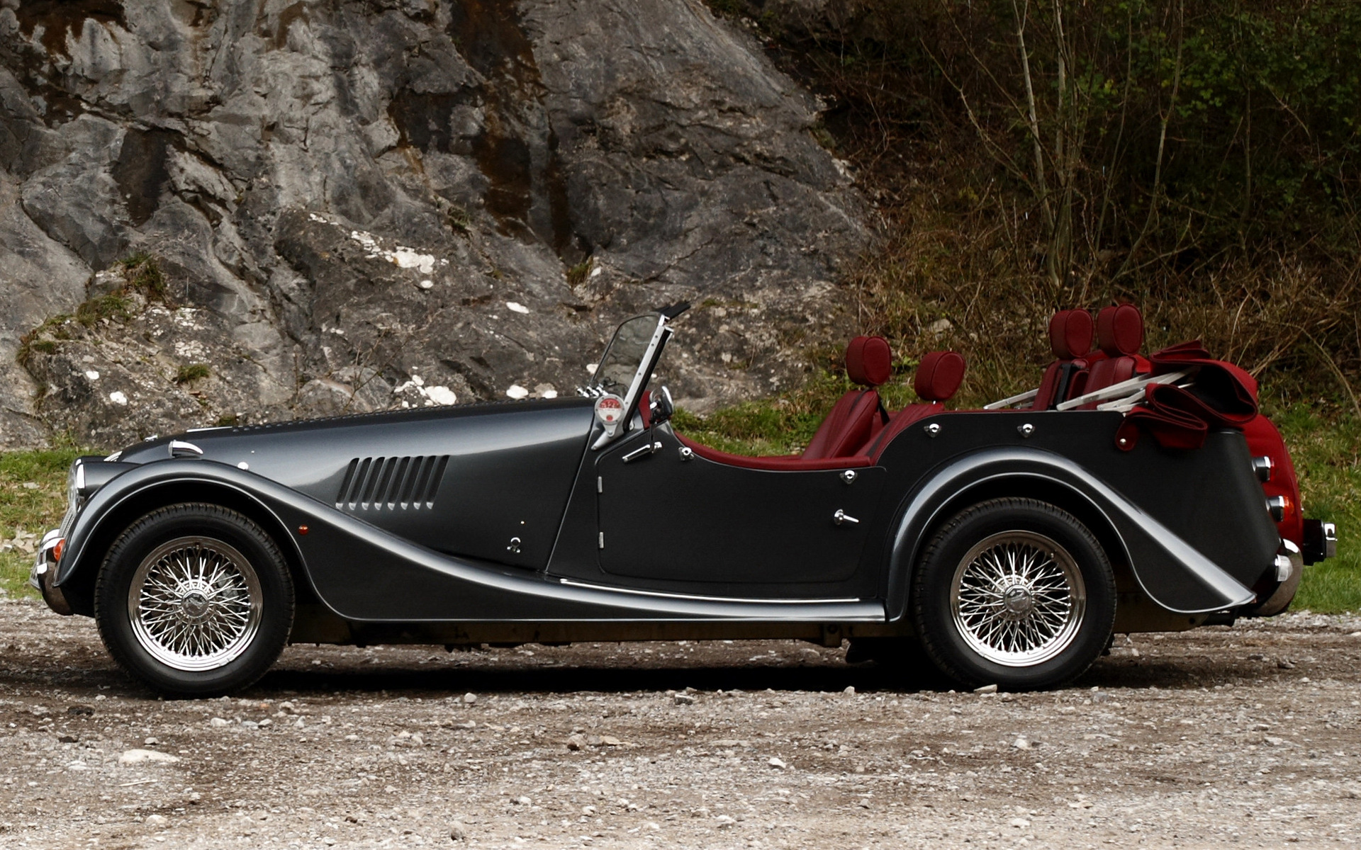 2006 Morgan 4+4 Seater - Wallpapers and HD Images | Car Pixel