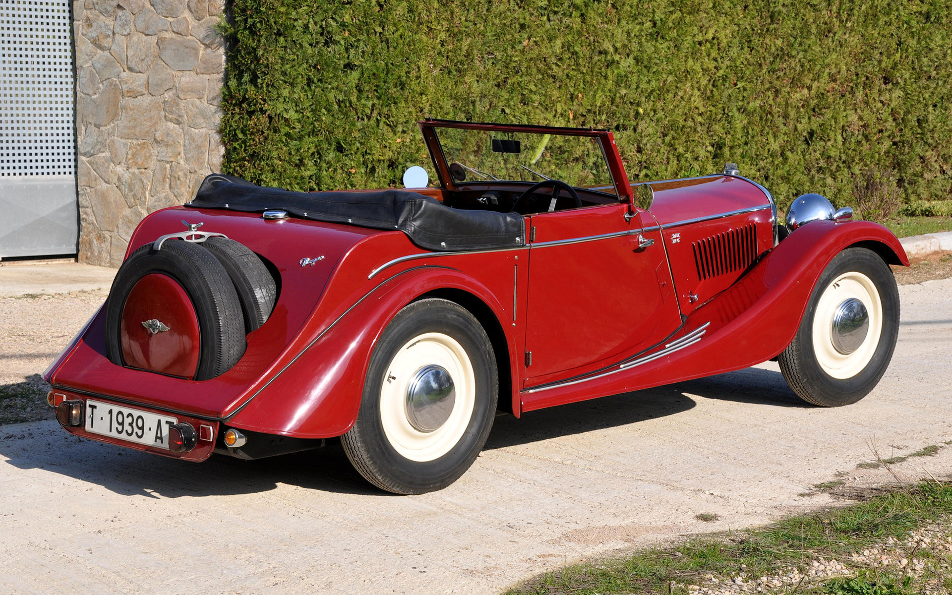 Morgan 4 4 Drophead Coupe 1939 Wallpapers And Hd Images