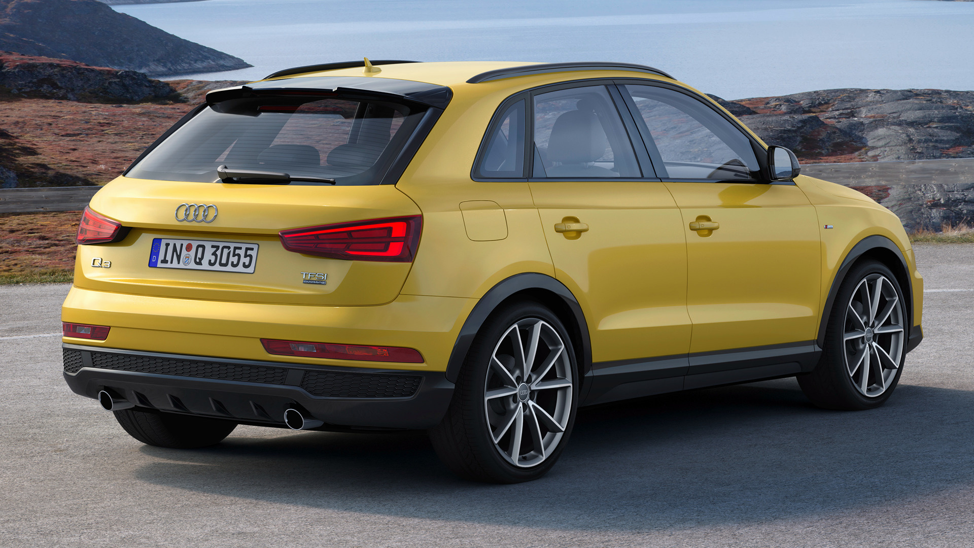 2016 audi q3 s line competition wallpapers and hd images. Black Bedroom Furniture Sets. Home Design Ideas
